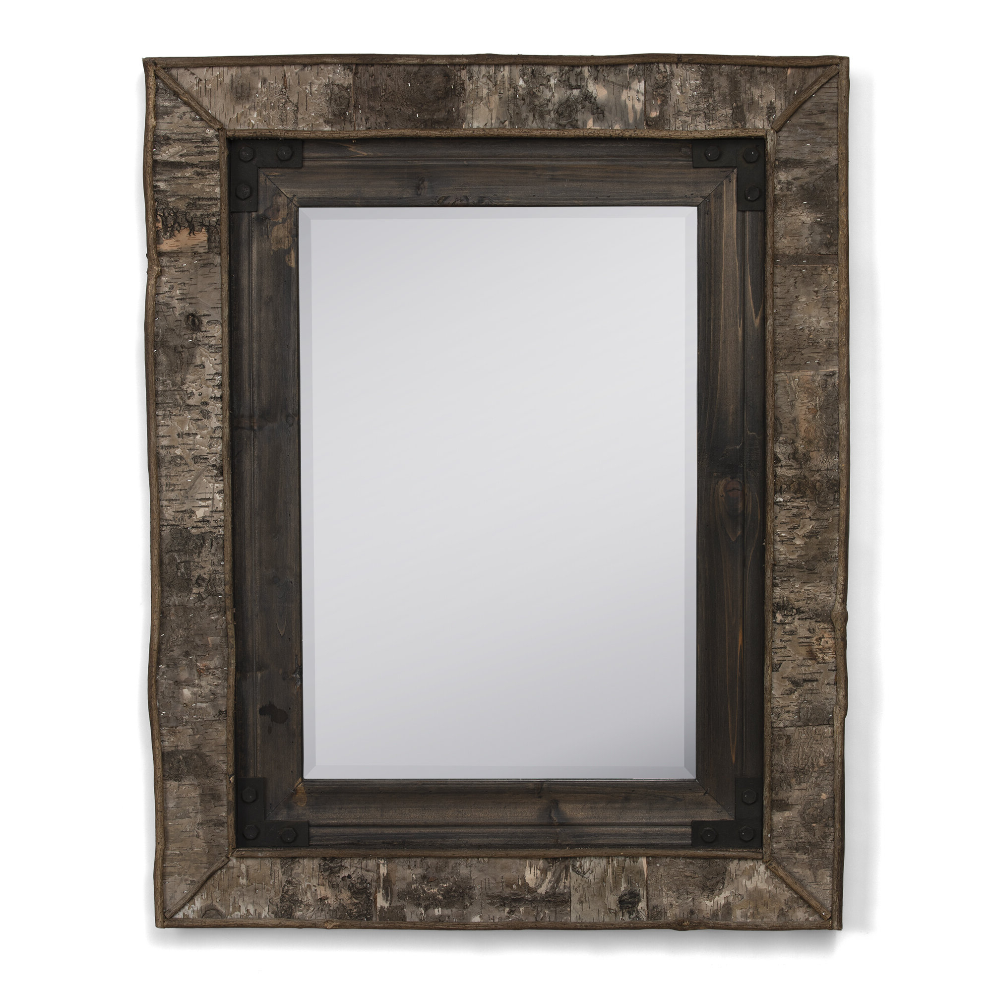 Best And Newest Rectangle Accent Wall Mirrors In Details About Loon Peak Rectangular Accent Wall Mirror (View 15 of 20)
