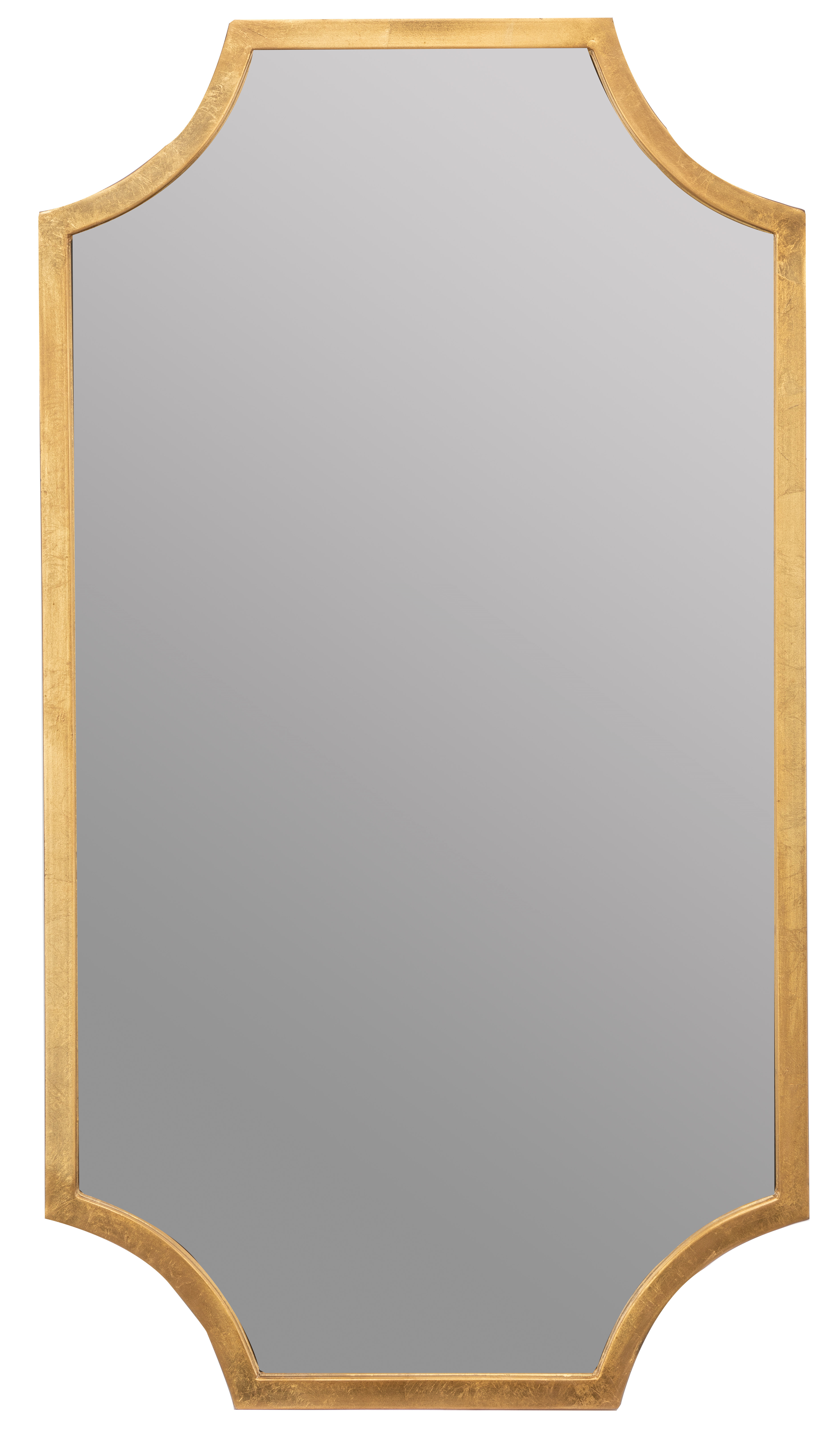 Best And Newest Schroeders Accent Mirror For Knott Modern & Contemporary Accent Mirrors (View 13 of 20)