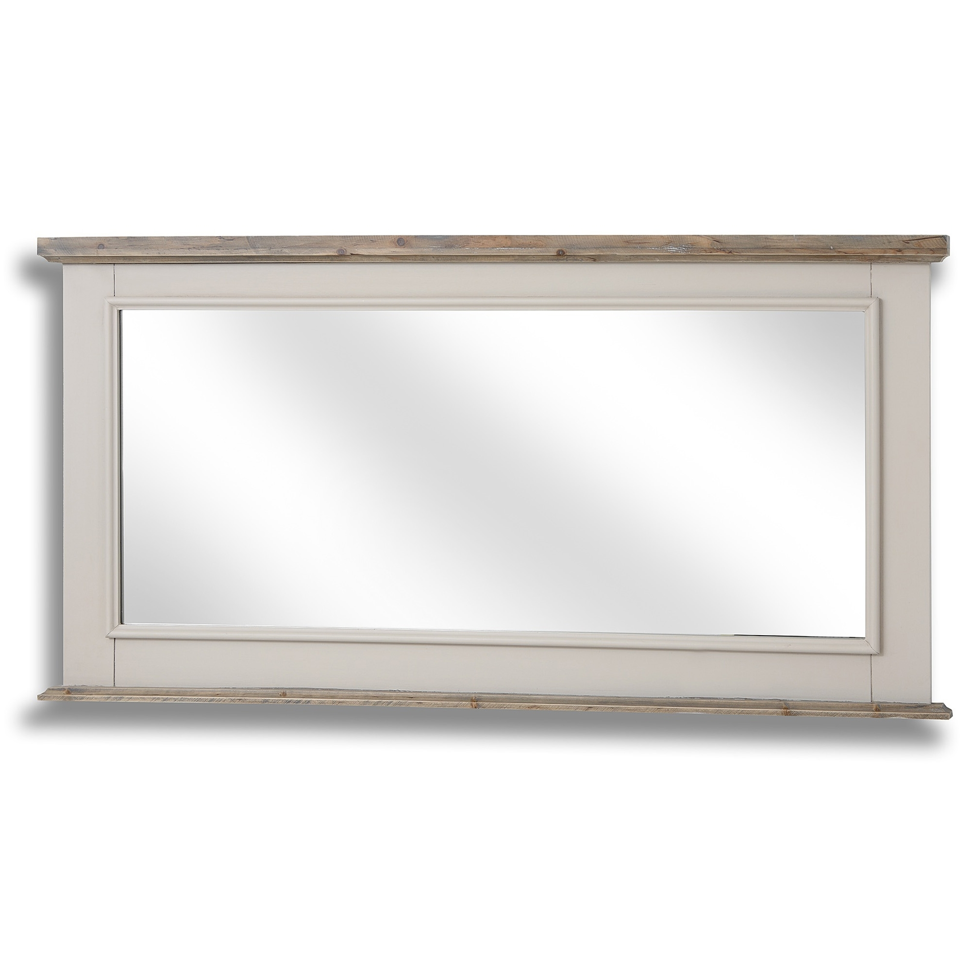 Best And Newest Studley Shabby Chic Landscape Wall Mirror Inside Landscape Wall Mirrors (View 4 of 20)