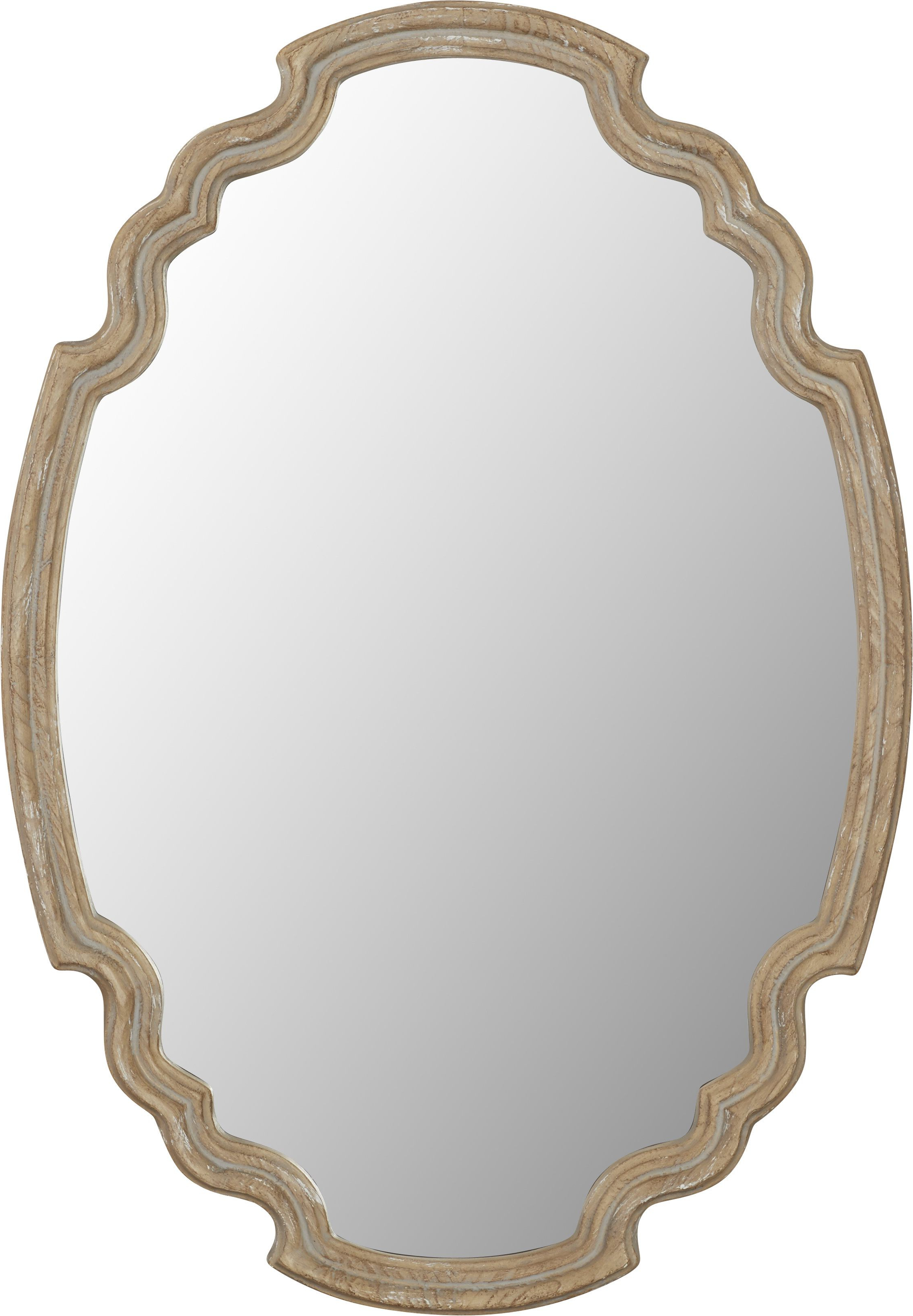Best And Newest Wood Accent Mirror In (View 4 of 20)