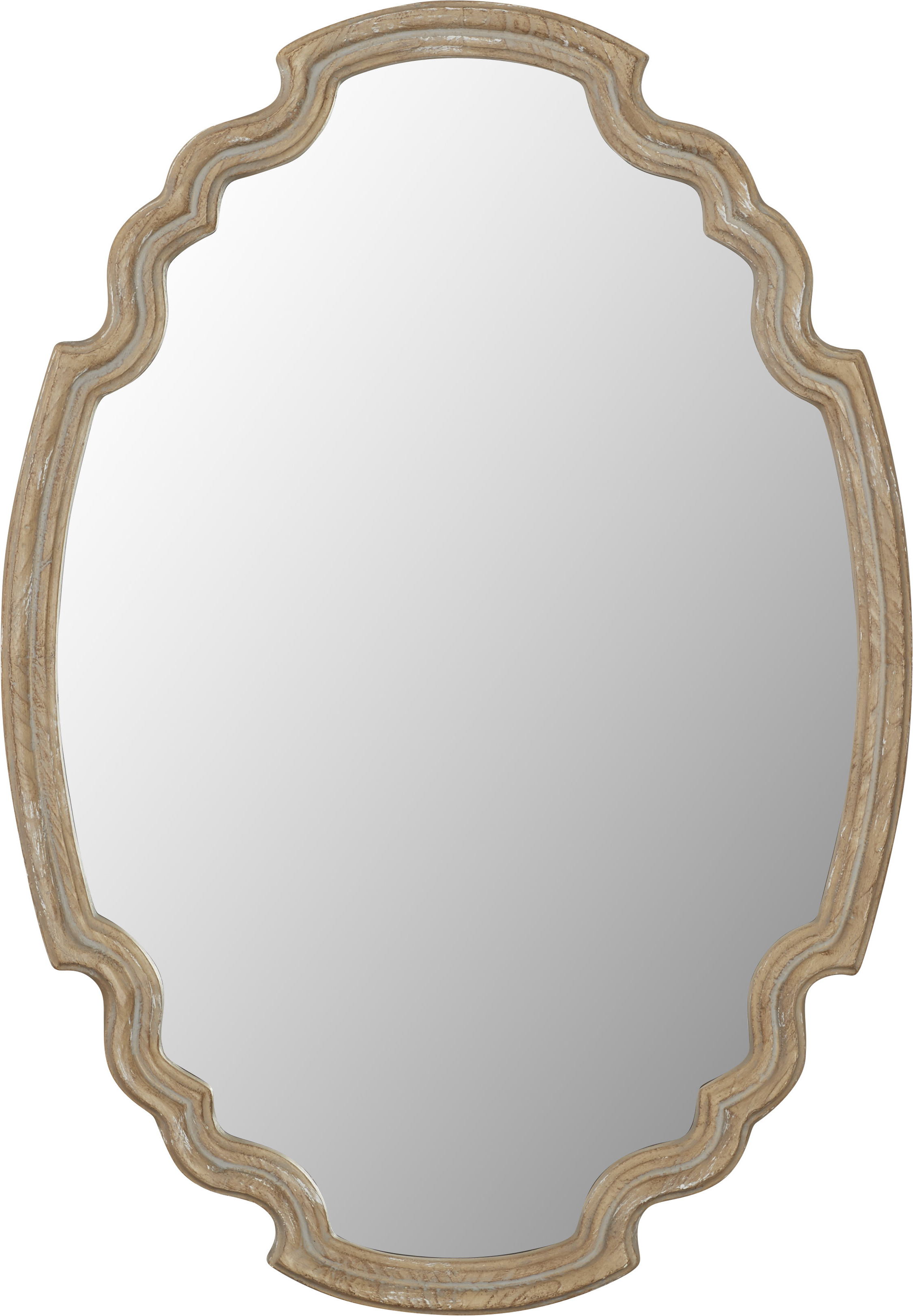 Best And Newest Wood Accent Mirror Intended For Gingerich Resin Modern & Contemporary Accent Mirrors (View 6 of 20)