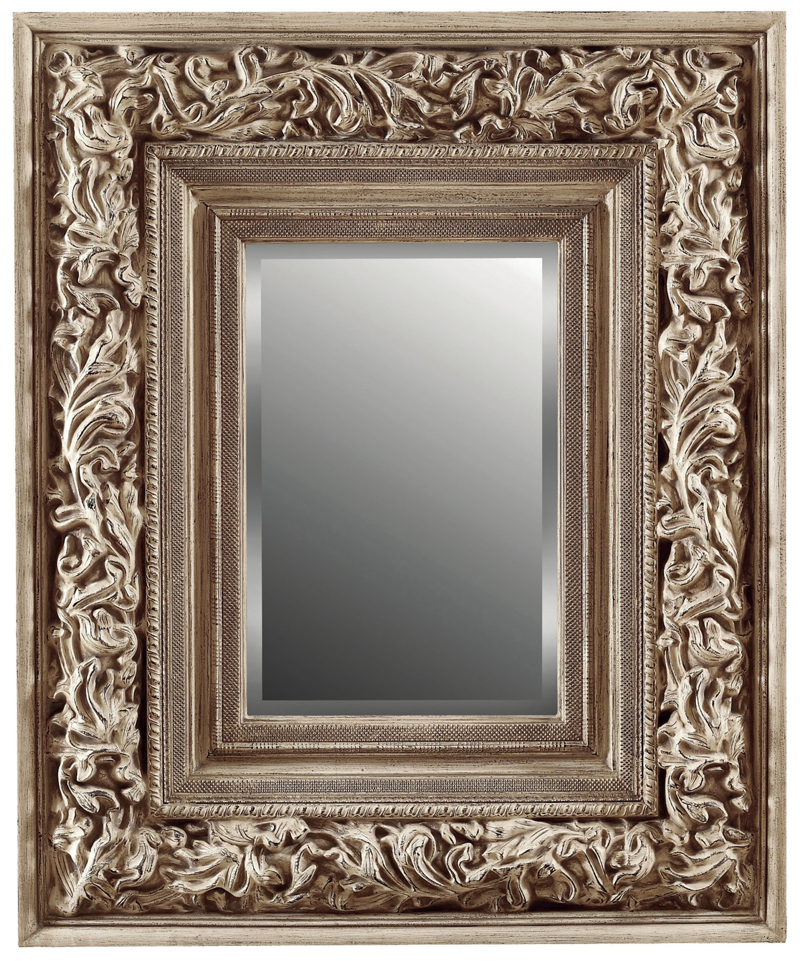 Big Decorative Wall Mirrors Regarding Widely Used Benedict Accent Wall Mirror (View 18 of 20)