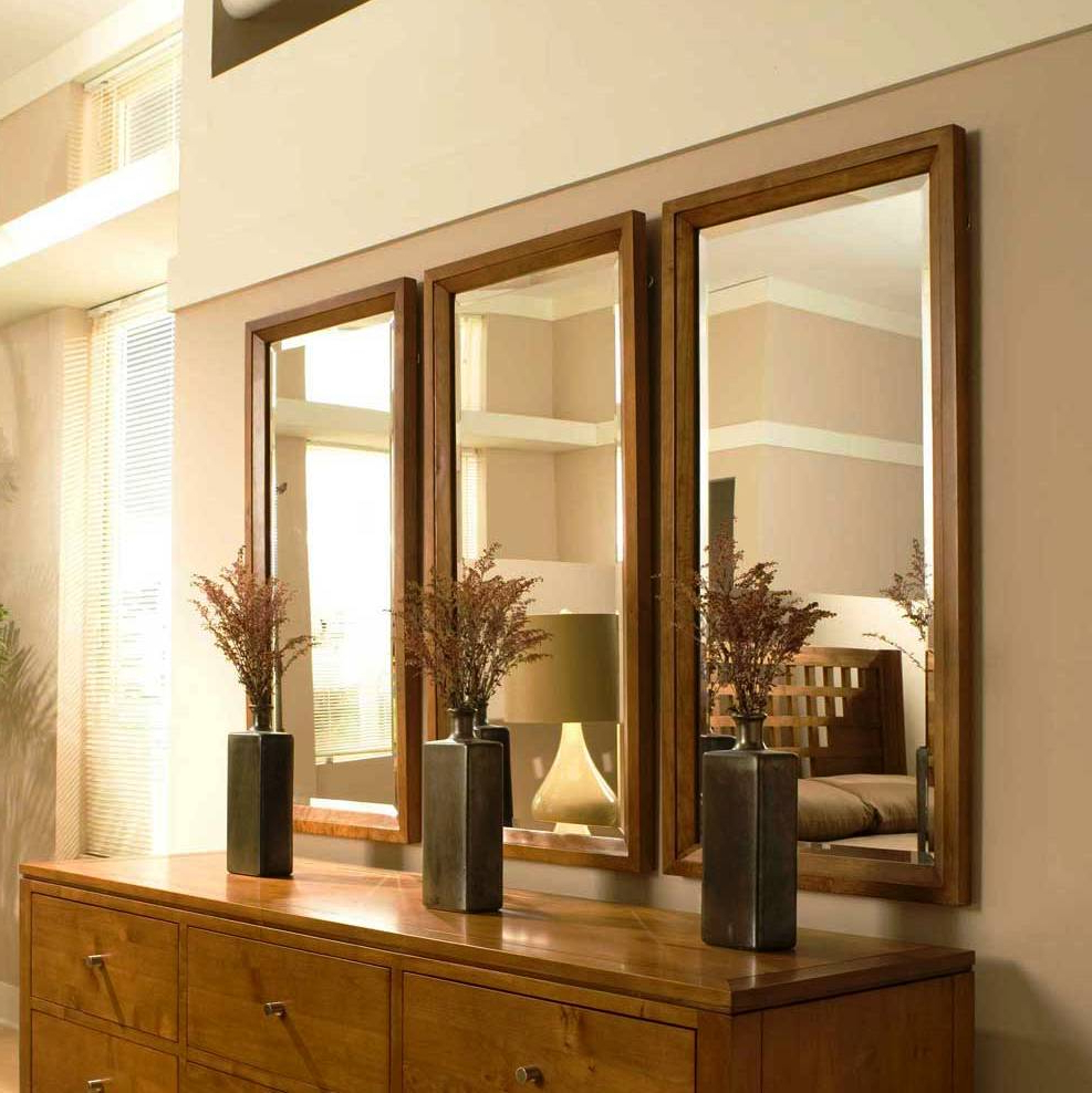 Big Wall Mirror Decors With Most Recently Released How To Find The Best Decorative Wall Mirror – Home Design & Decor Idea (View 15 of 20)