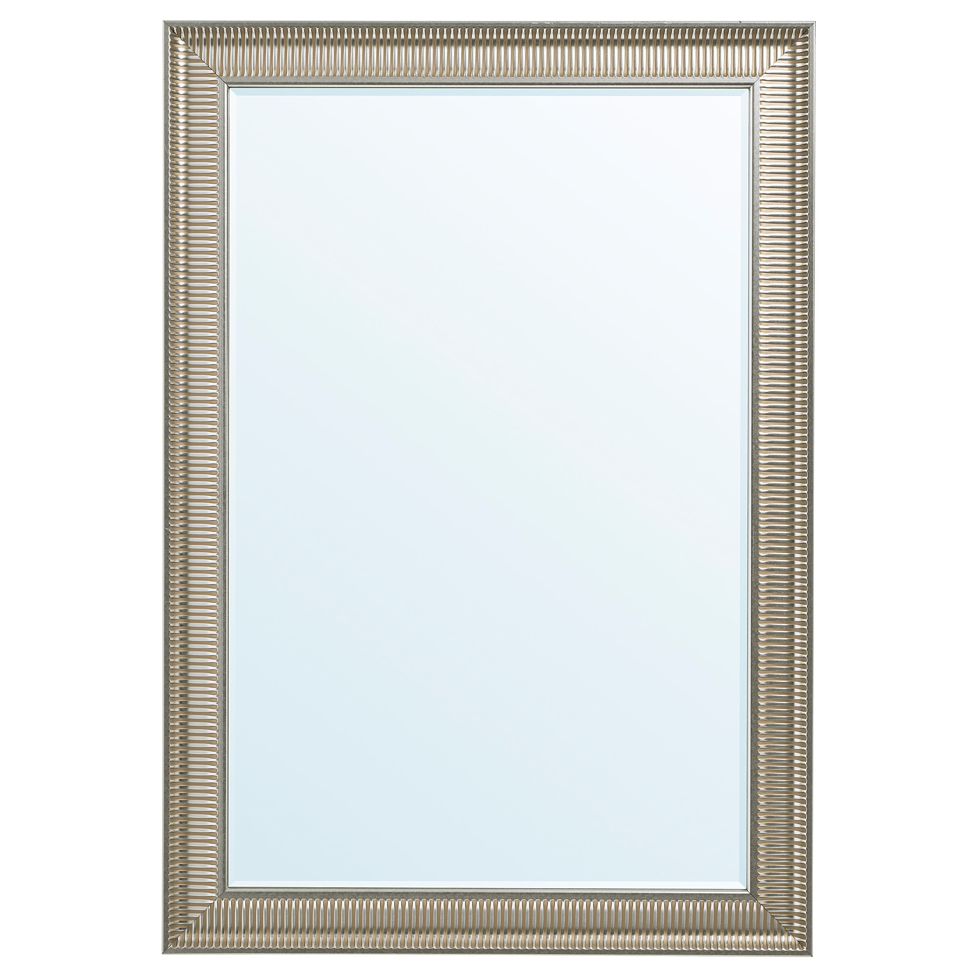 Big Wall Mirrors From Ikea In Well Liked Mirror Songe Silver Colour (View 15 of 20)