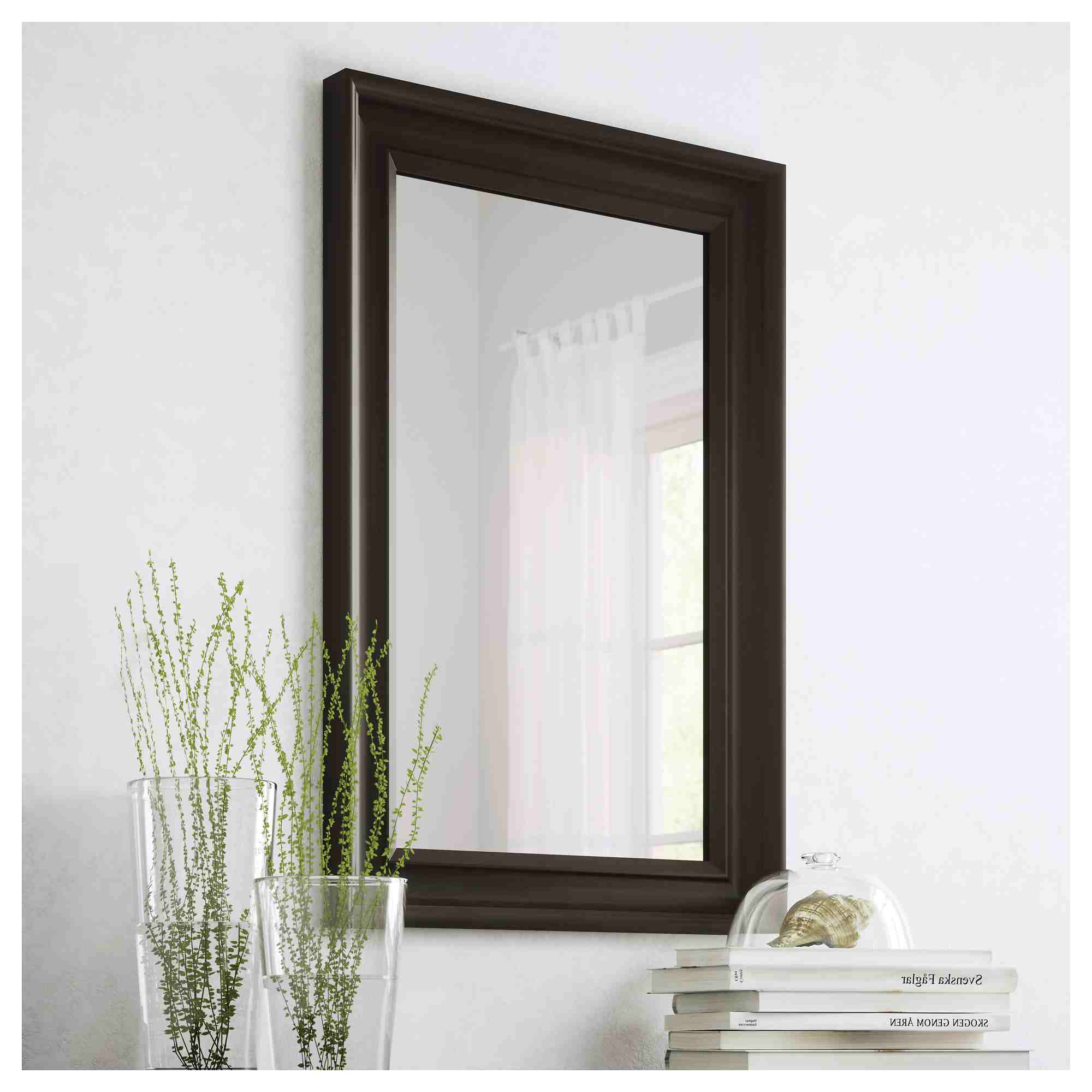 Big Wall Mirrors From Ikea Regarding Well Known Large Wall Mirror For Elegant Decor – Anews (View 20 of 20)