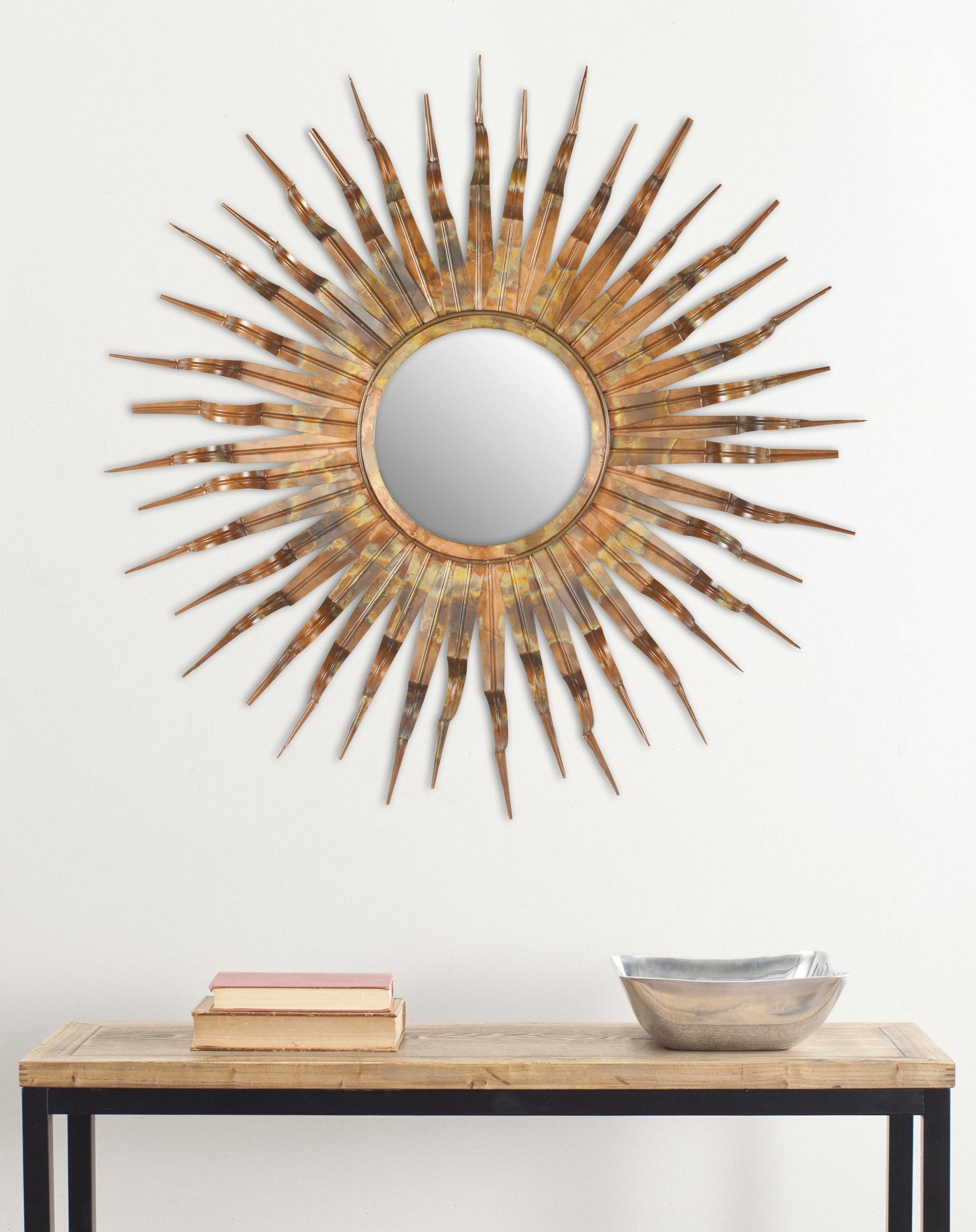 Birksgate Accent Mirror Inside Well Known Birksgate Sunburst Accent Mirrors (View 7 of 20)