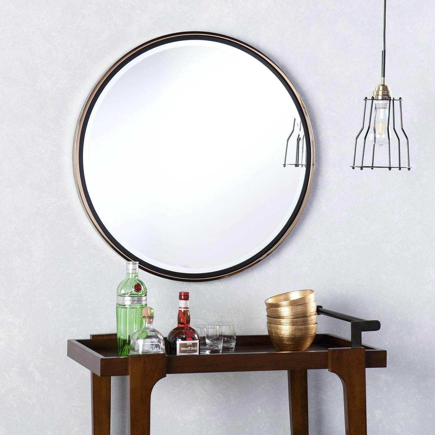 Black Wall Mirror Cheap – Fefisbaby Intended For Popular Cheap Black Wall Mirrors (View 4 of 20)
