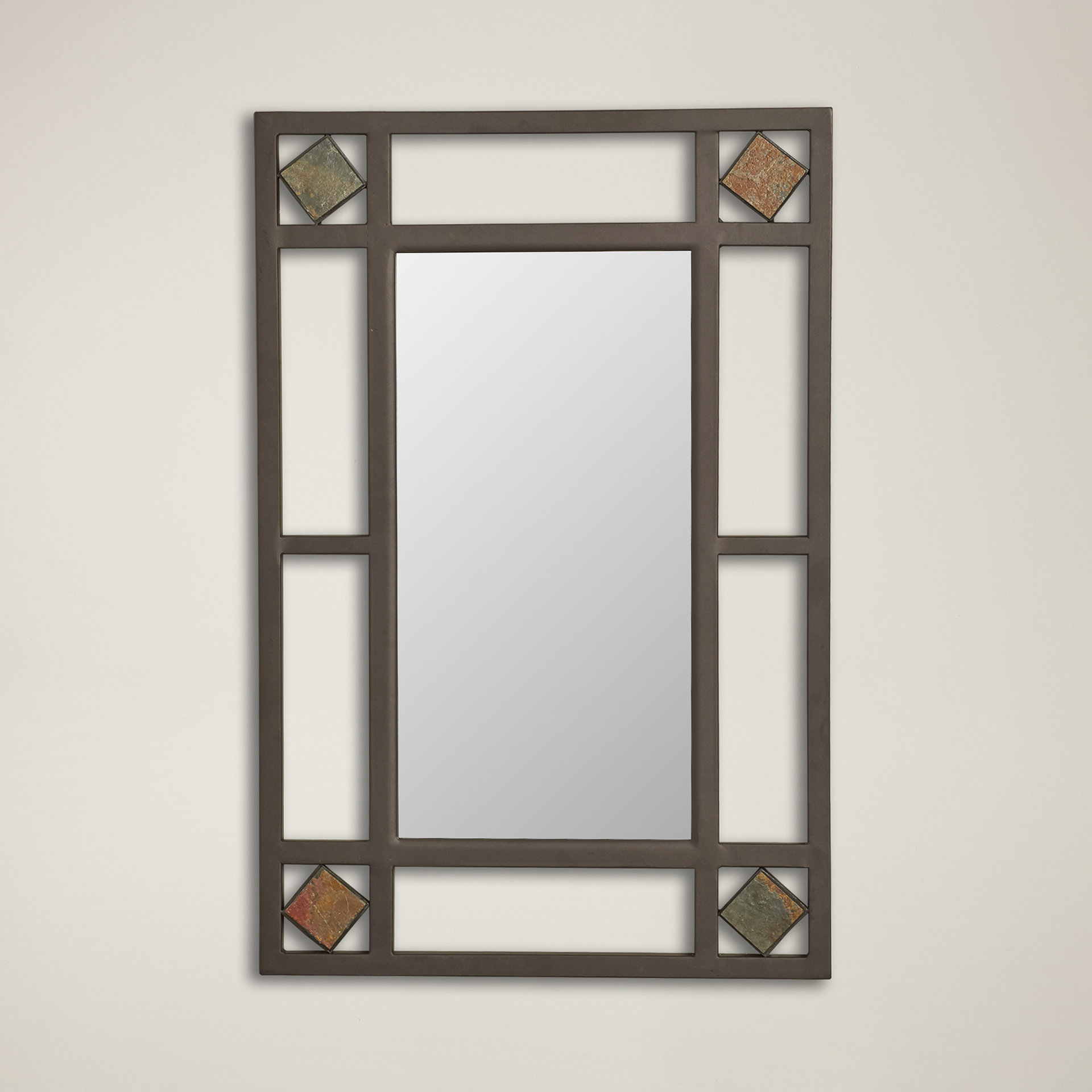 Boyers Wall Mirrors In Latest Boyers Traditional Accent Mirror (View 7 of 20)