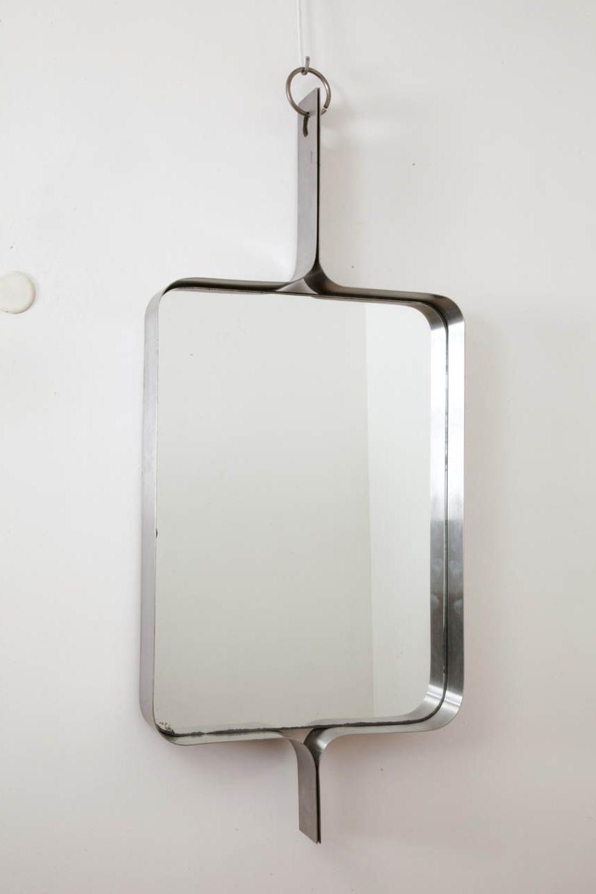 Boyers Wall Mirrors Inside Recent Rectangular Steel Mirrormichel Boyer, Circa (View 16 of 20)