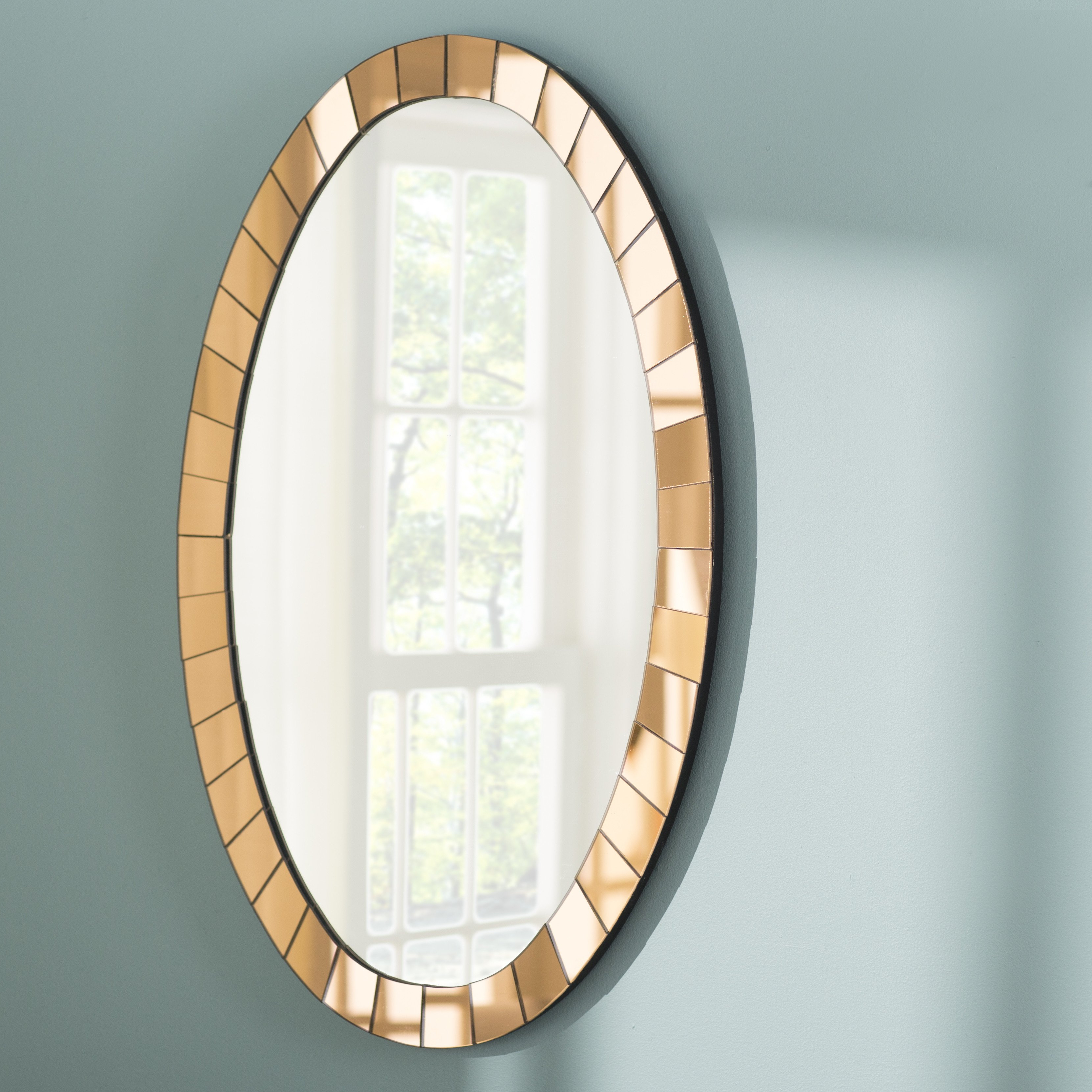 Boyers Wall Mirrors Regarding Well Liked Dusx Decorative Wall Mirror Wayfair Uk Home Decorators Collection (View 20 of 20)