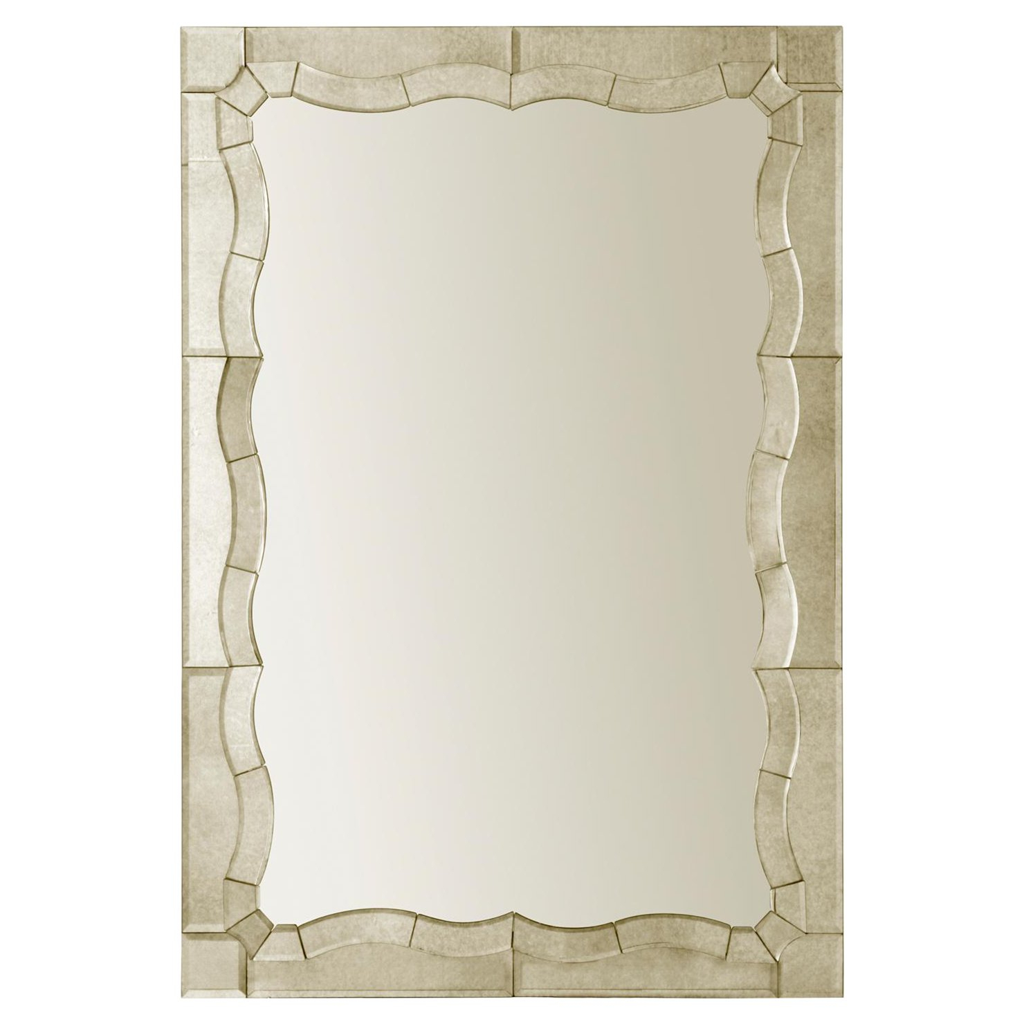 Boyers Wall Mirrors Throughout Current Amazon: Kathy Kuo Home Boyer Regency Antique Gold Rococo Pieced (View 5 of 20)