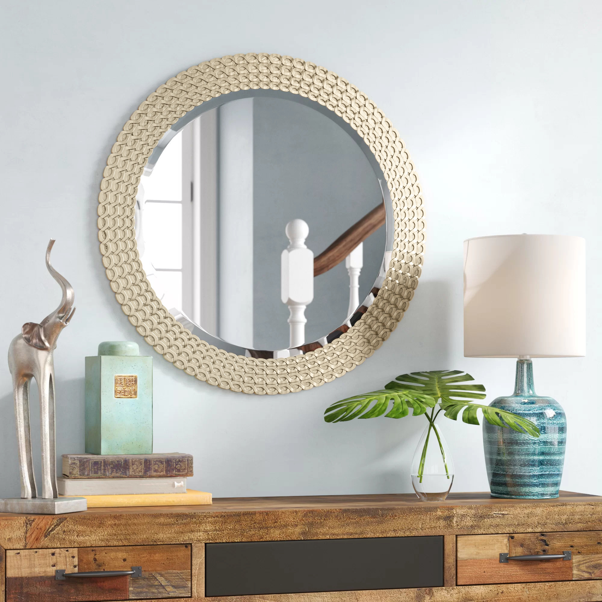 Featured Photo of Bracelet Traditional Accent Mirrors