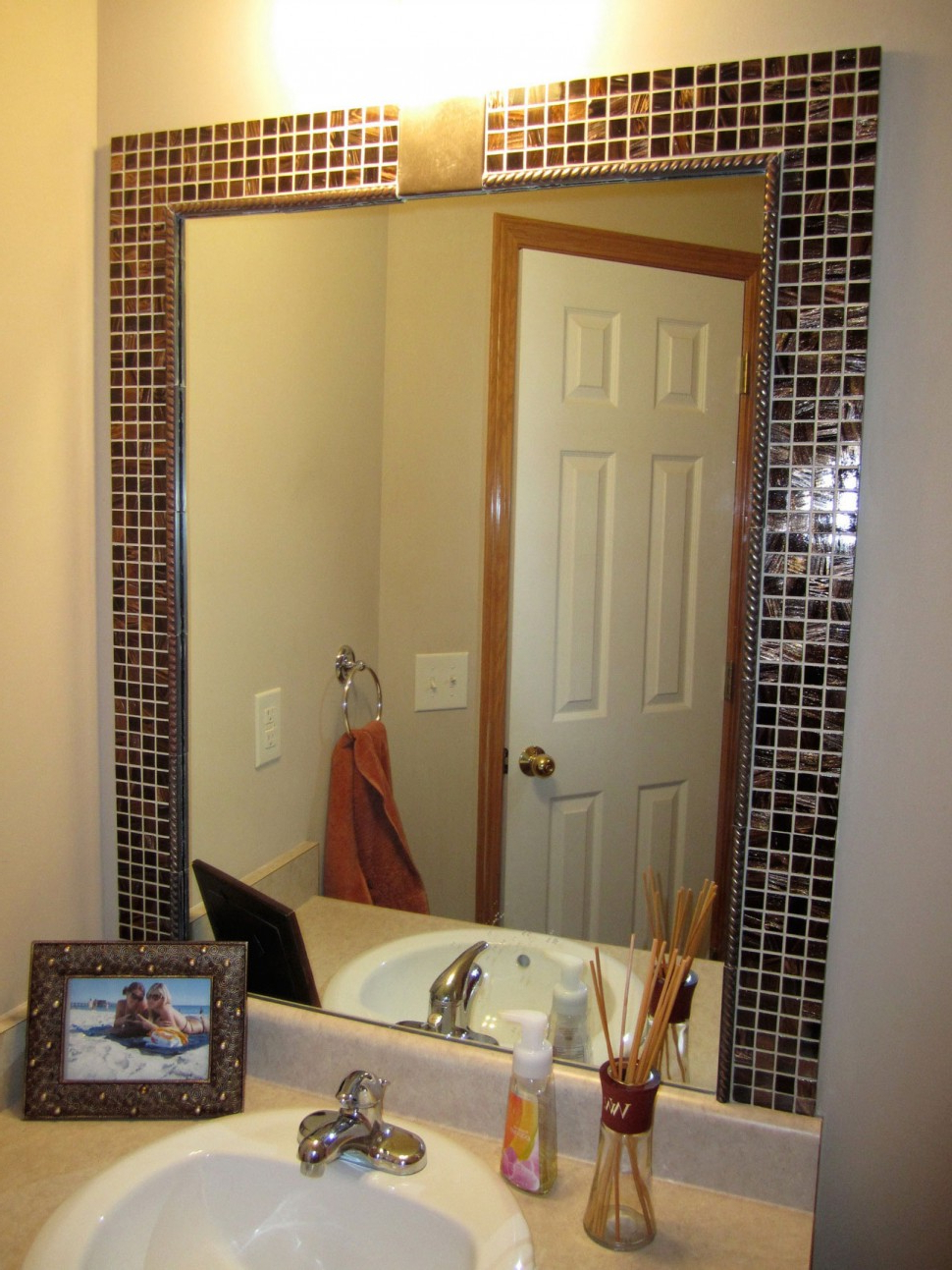 Brilliant Bathroom Vanity Mirrors Decoration Stunning Wall In Newest Wall Mirrors For Bathroom Vanities (View 19 of 20)