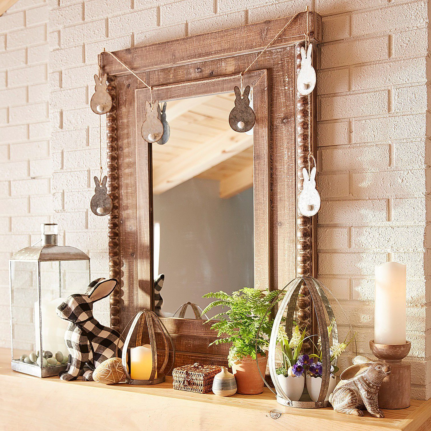 Bristol Accent Mirrors With Popular Bristol Natural Wood Mirror In  (View 4 of 20)