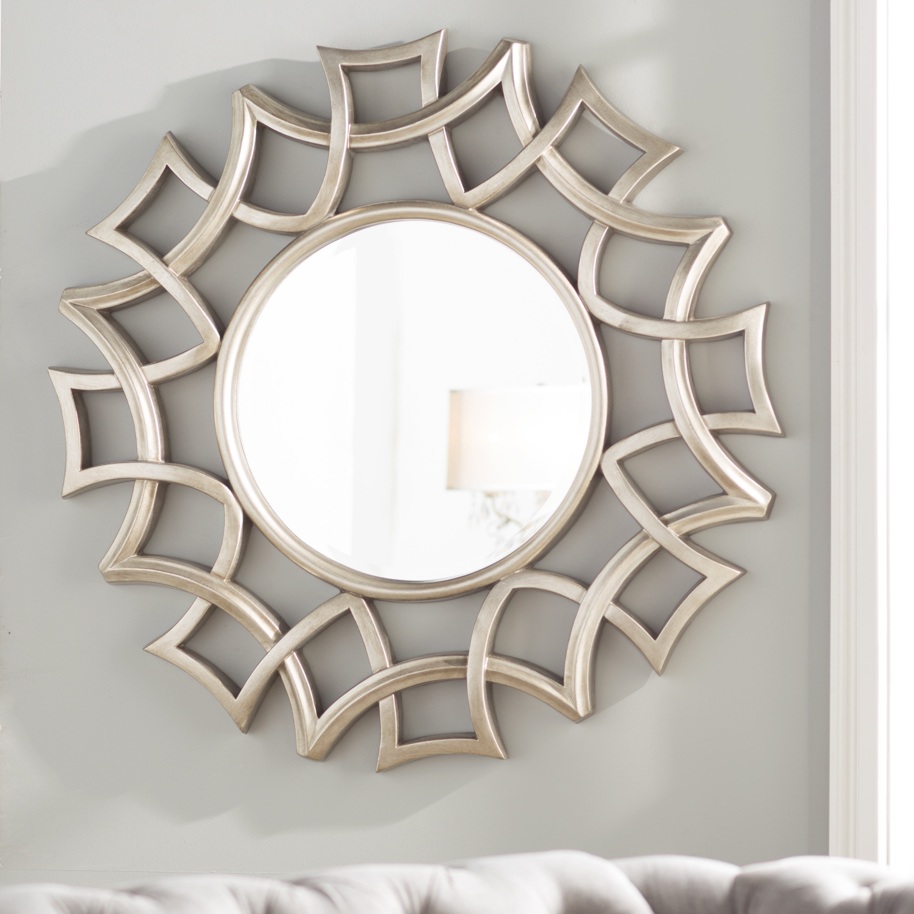 Featured Photo of Brylee Traditional Sunburst Mirrors
