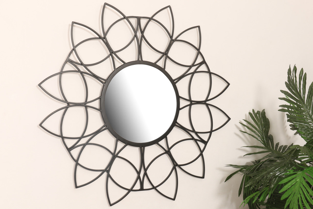 Brynn Accent Mirrors With Regard To Popular Coffelt Classic Wall Accent Mirror (View 6 of 20)
