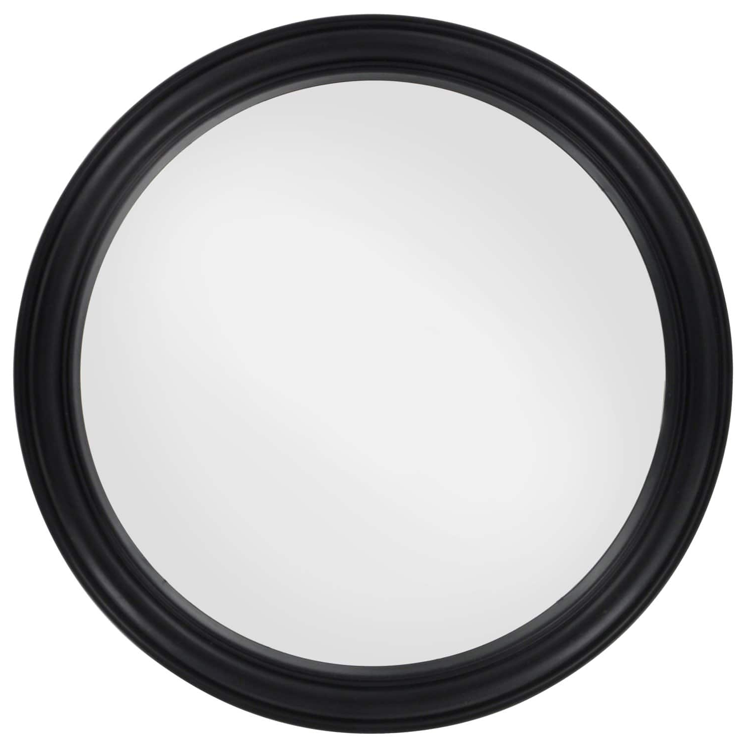 Bulk Special Moments Round Black Wall Frames With Mirrors, (View 11 of 20)