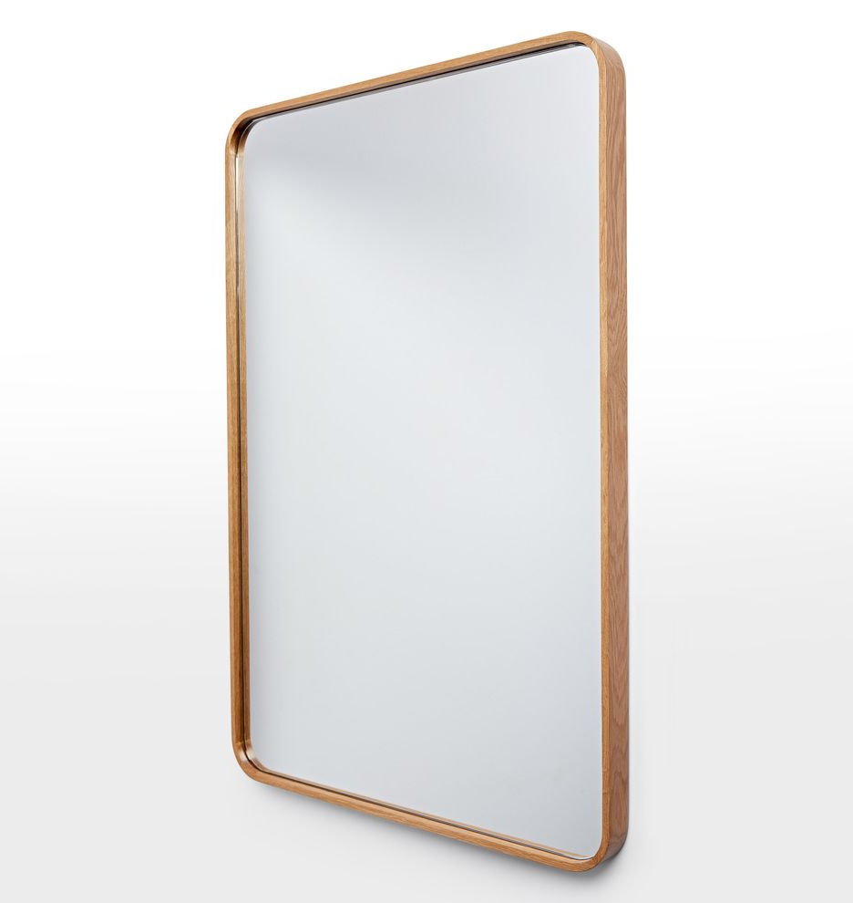 Bungalow Remodels With Lugo Rectangle Accent Mirrors (View 2 of 20)