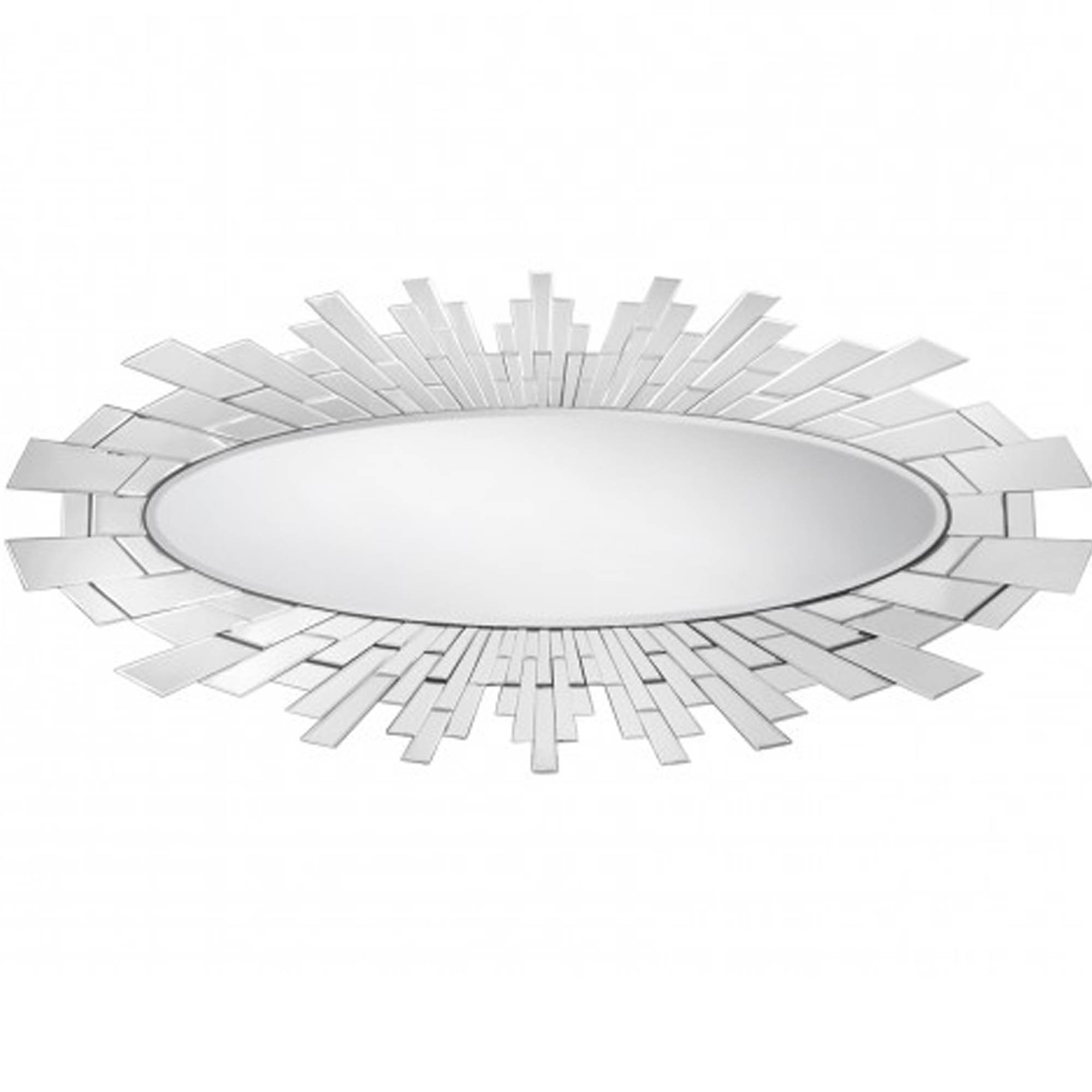 Burst Star Venetian Wall Mirror With Regard To Fashionable Star Wall Mirrors (View 1 of 20)