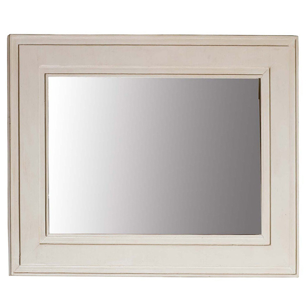 Carisbrooke Landscape Mirror, Reclaimed Wood – Barker & Stonehouse Within Best And Newest Landscape Wall Mirrors (View 6 of 20)