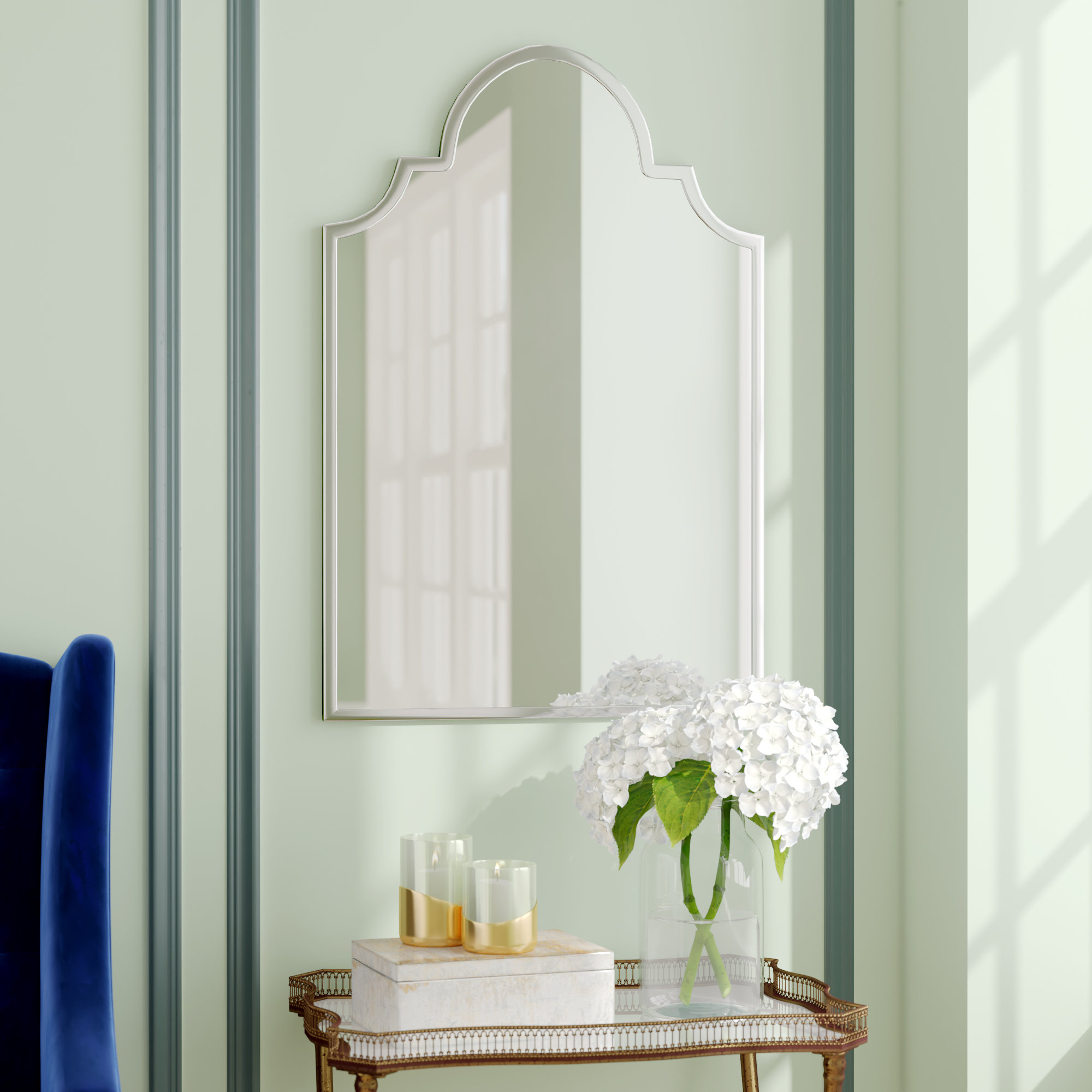 Cassel Modern & Contemporary Accent Mirror For Fashionable Menachem Modern & Contemporary Accent Mirrors (View 16 of 20)