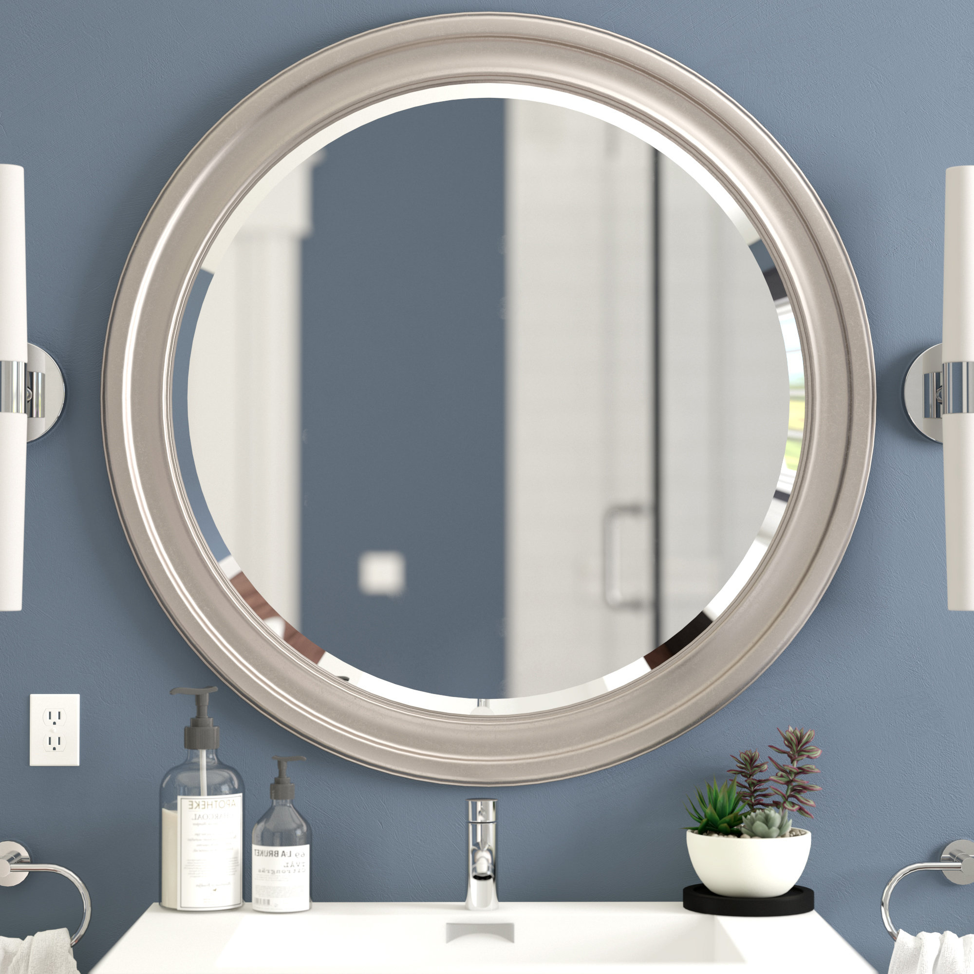 Charters Towers Accent Mirrors Throughout Popular Charters Towers Accent Mirror (View 1 of 20)