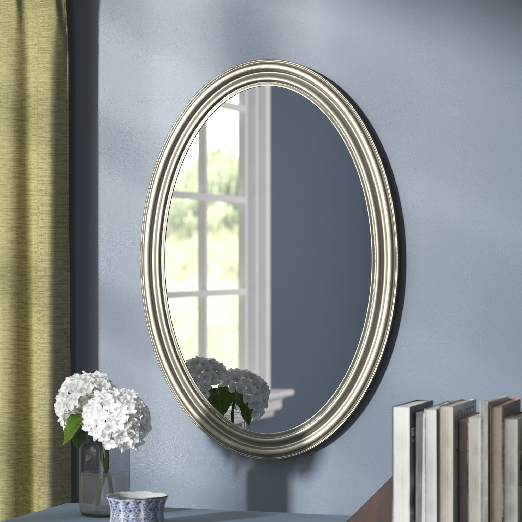 Charters Towers Accent Mirrors Throughout Trendy Hesson Mirror (View 3 of 20)