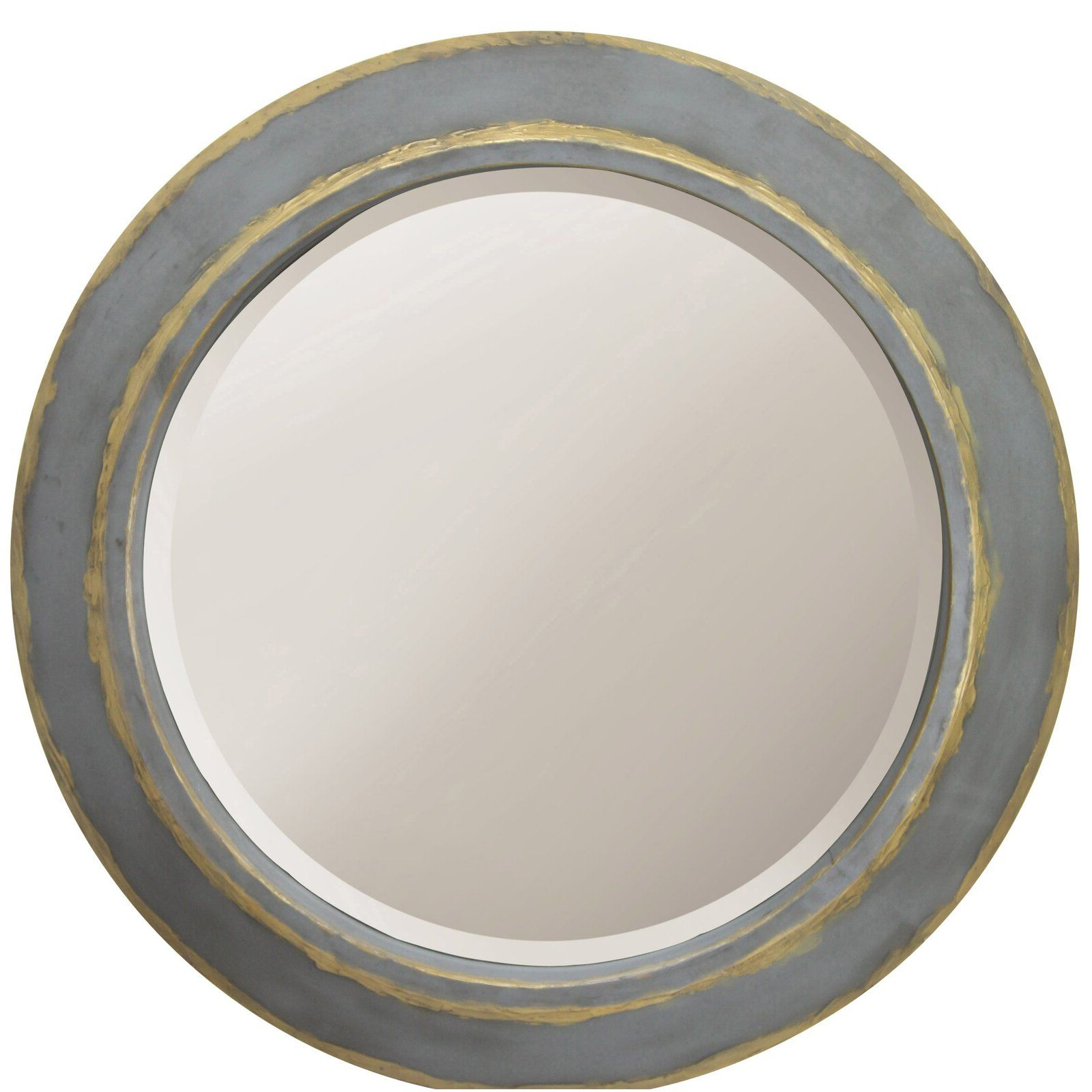 Charters Towers Accent Mirrors With Regard To Most Up To Date Peete Glass Beveled Accent Mirror In  (View 16 of 20)