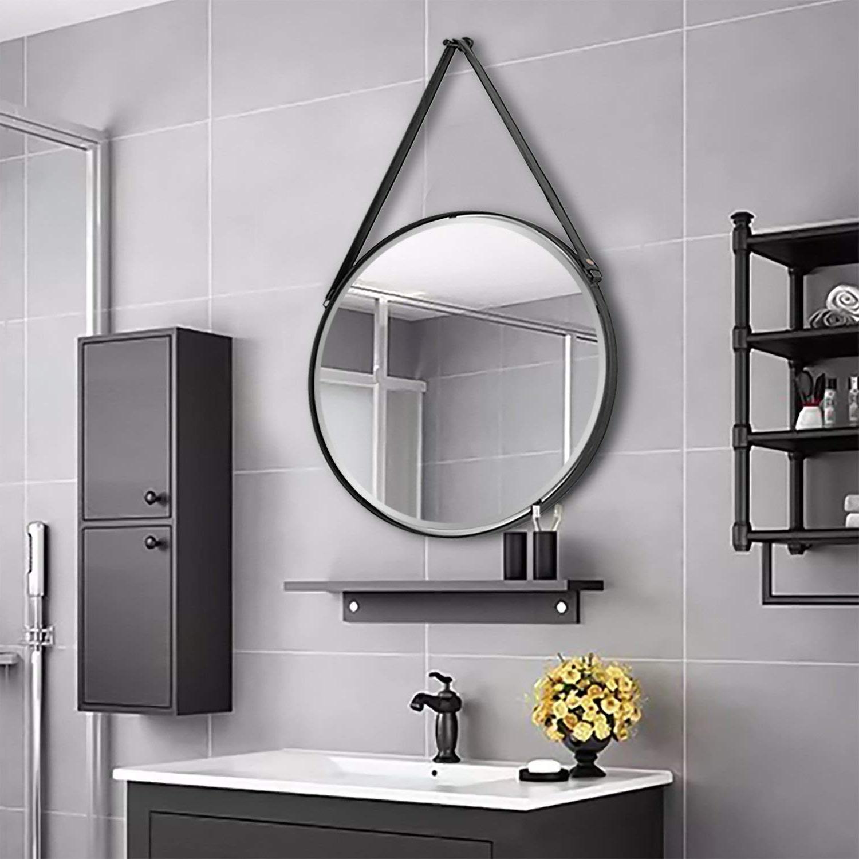 Cheap Black Round Wall Mirror, Find Black Round Wall Mirror Deals On Within 2019 Black Round Wall Mirrors (View 10 of 20)