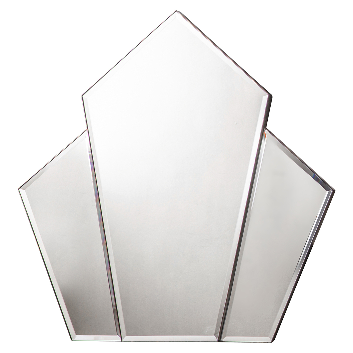 Chien Angled Diamond Wall Mirror Regarding Most Up To Date Angled Wall Mirrors (View 9 of 20)