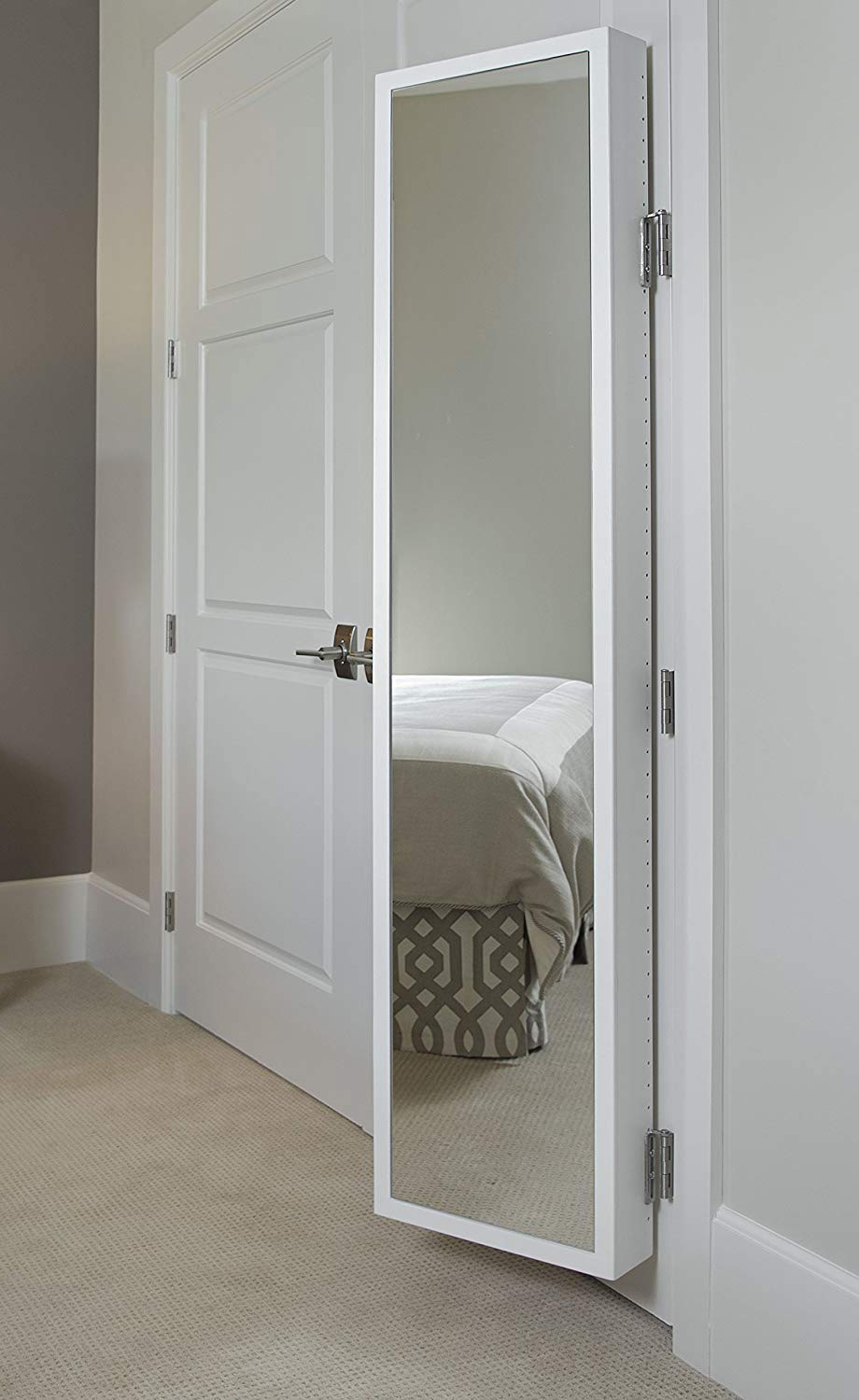 Childrens Full Length Wall Mirrors Intended For Well Known 8 Best Full Length Mirrors To Buy (View 5 of 20)