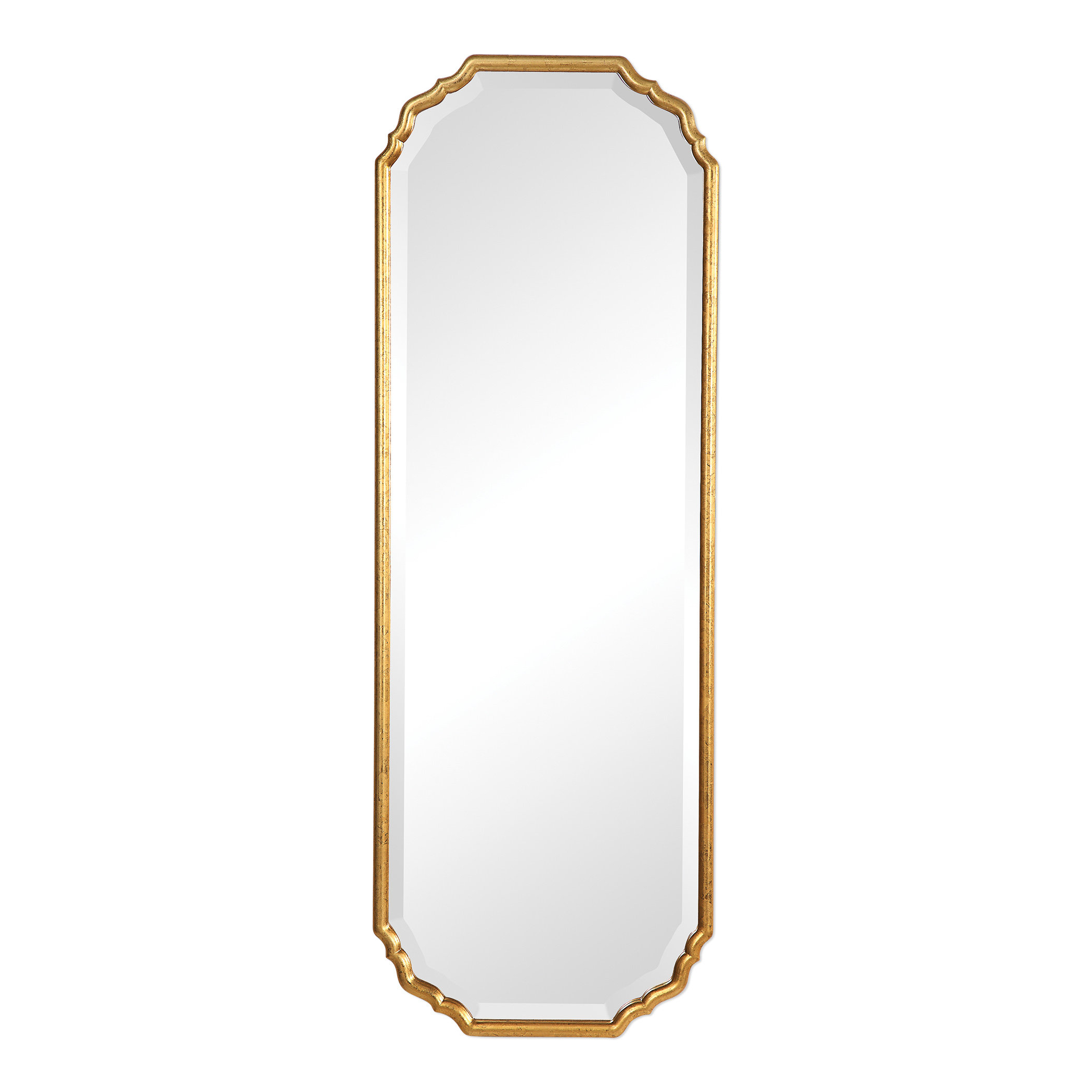 Christiano Traditional Full Length Wall Mirror Intended For Favorite Full Length Wall Mirrors (View 4 of 20)