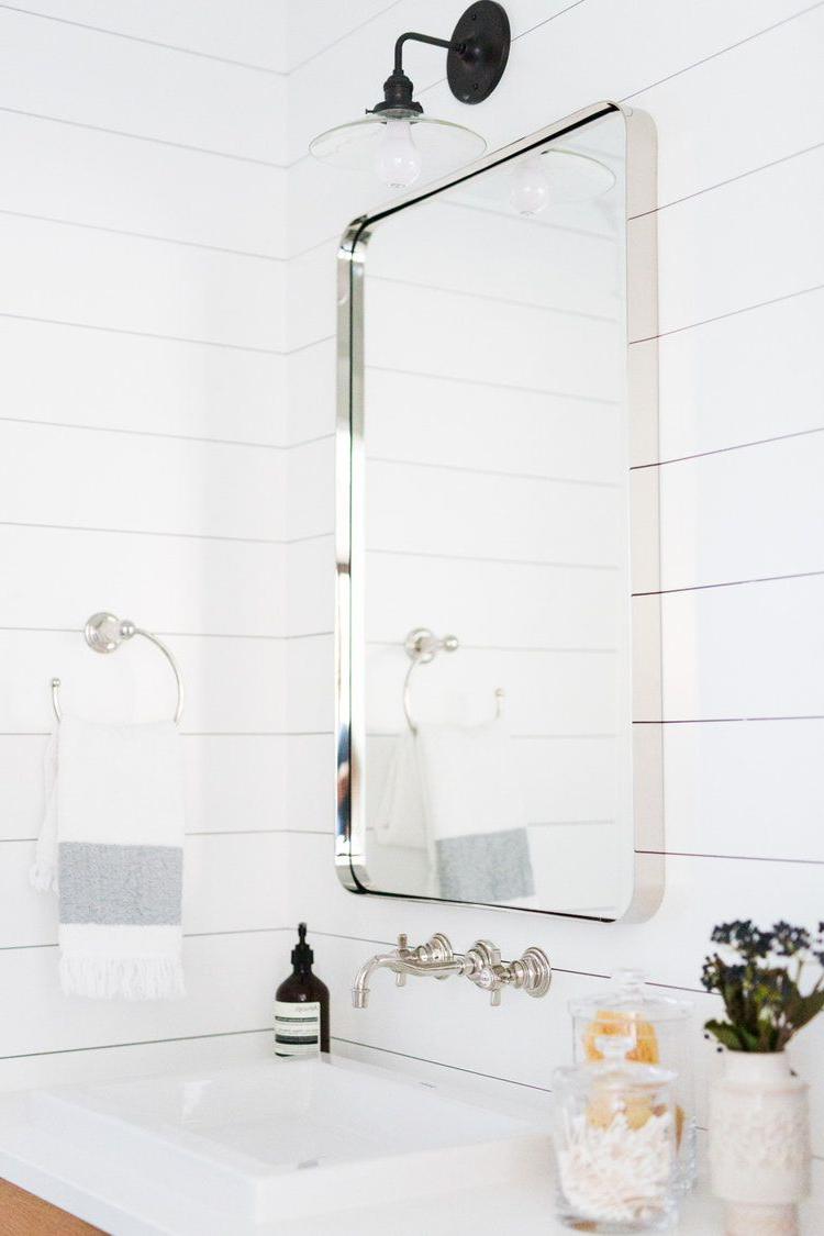 Chrome Wall Mirrors Regarding Fashionable Windsong Project (View 16 of 20)