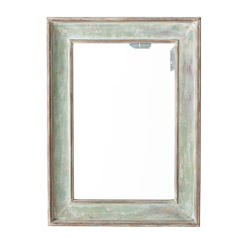 Coastal Style Wall Mirrors With Most Current Cape Cod Mirror (View 7 of 20)