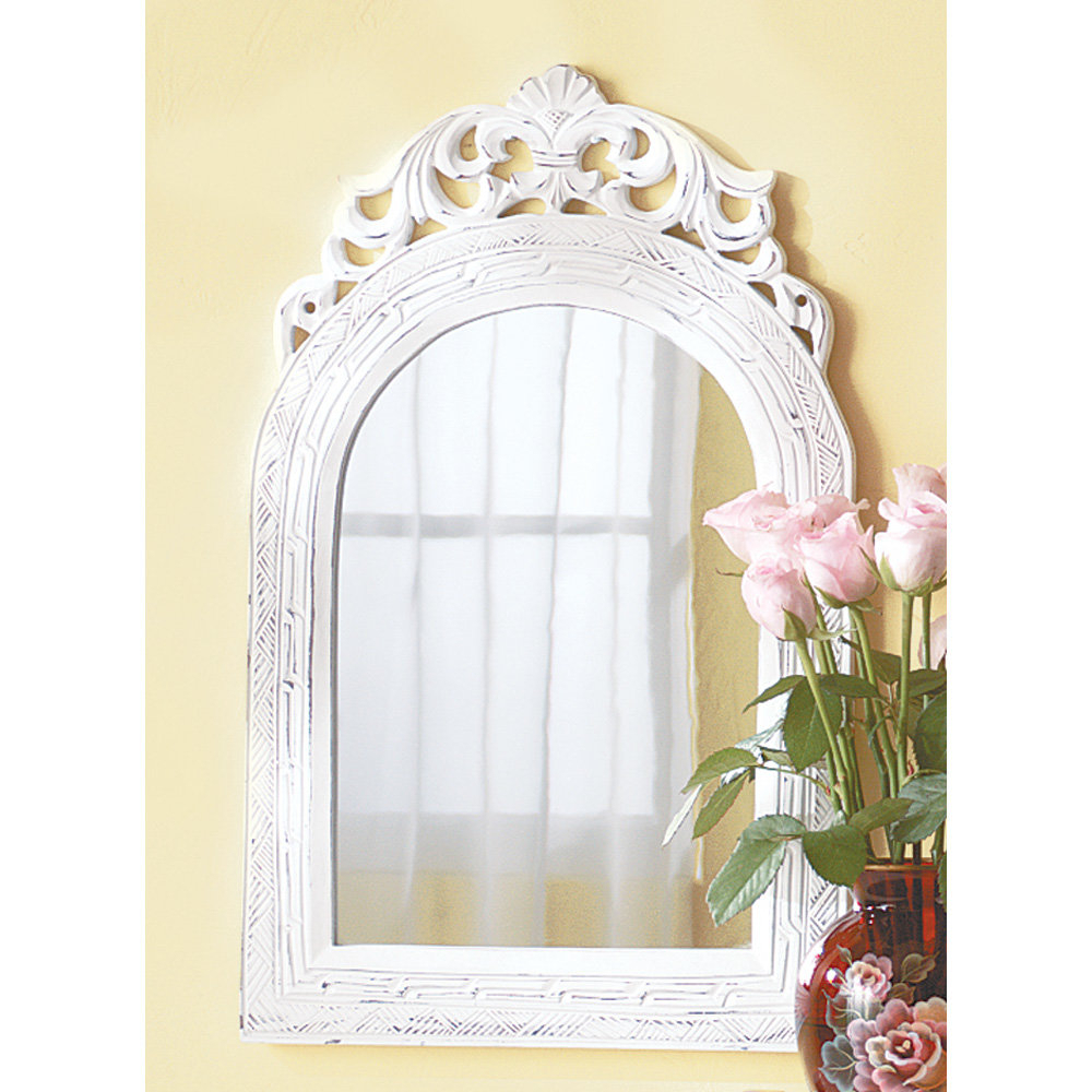 Contemporary Vertical Arched Wall Mirror With Regard To Latest Arch Vertical Wall Mirrors (View 3 of 20)