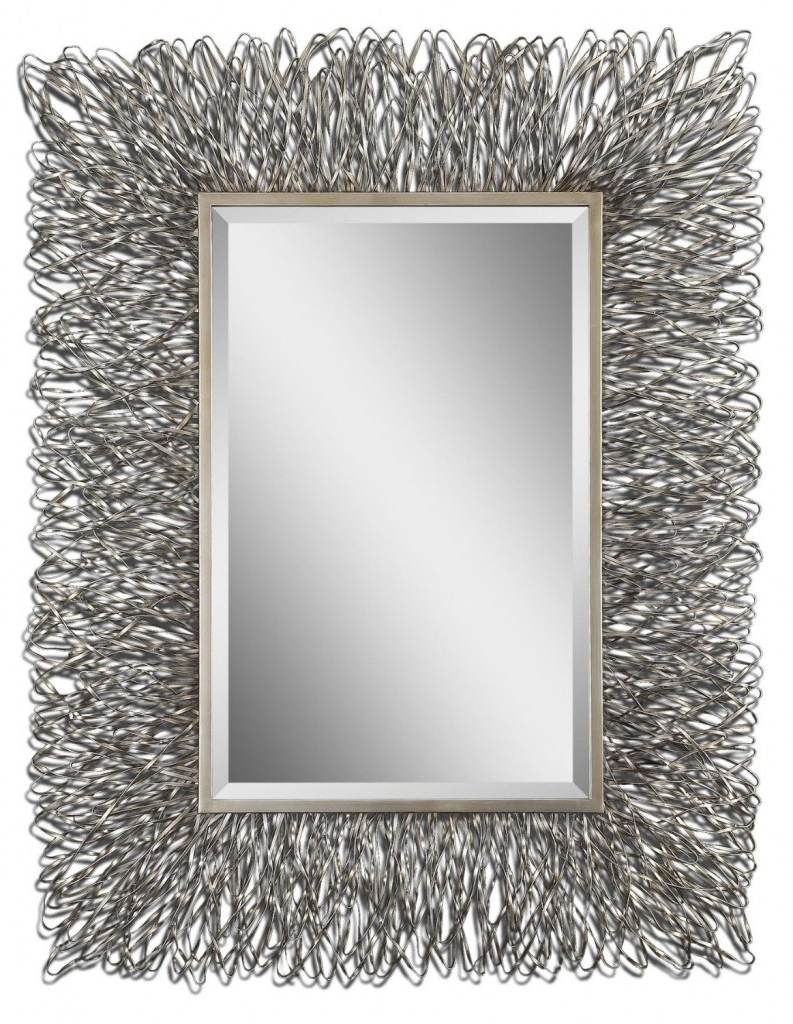 Contemporary Wall Mirrors Decorative Diy — Bearpath Acres : Create In Most Popular Modern Rectangular Wall Mirrors (View 8 of 20)