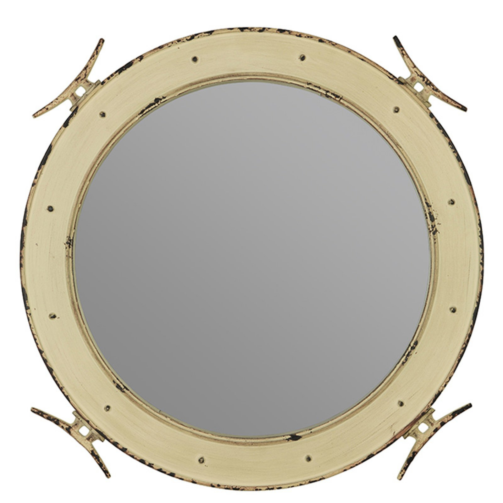 Cooper Classics Nautical Wall Mirror – 27w X 27h In Throughout Latest Nautical Wall Mirrors (View 13 of 20)