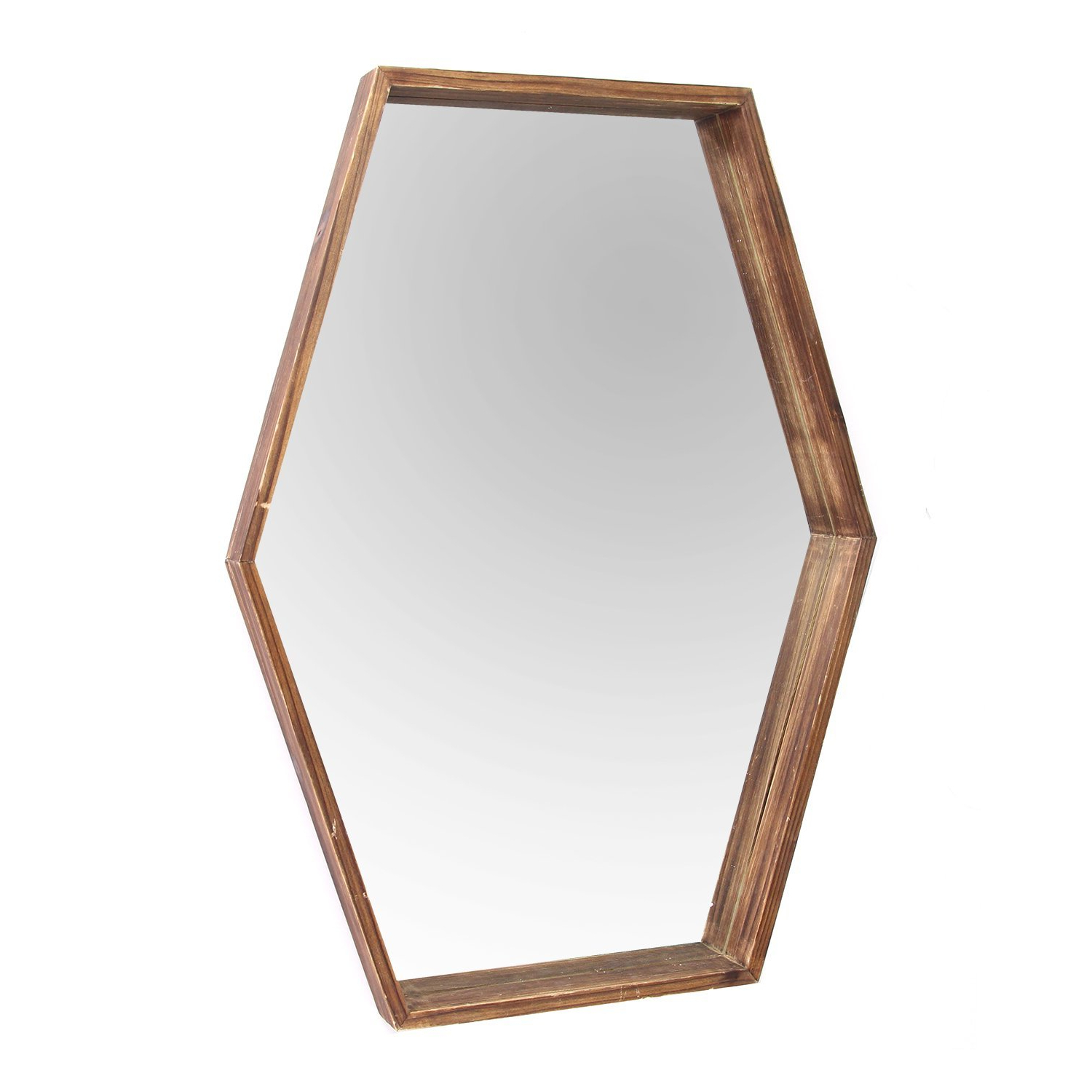 Corey Wood Accent Mirror Pertaining To Widely Used Wood Accent Mirrors (Gallery 9 of 20)