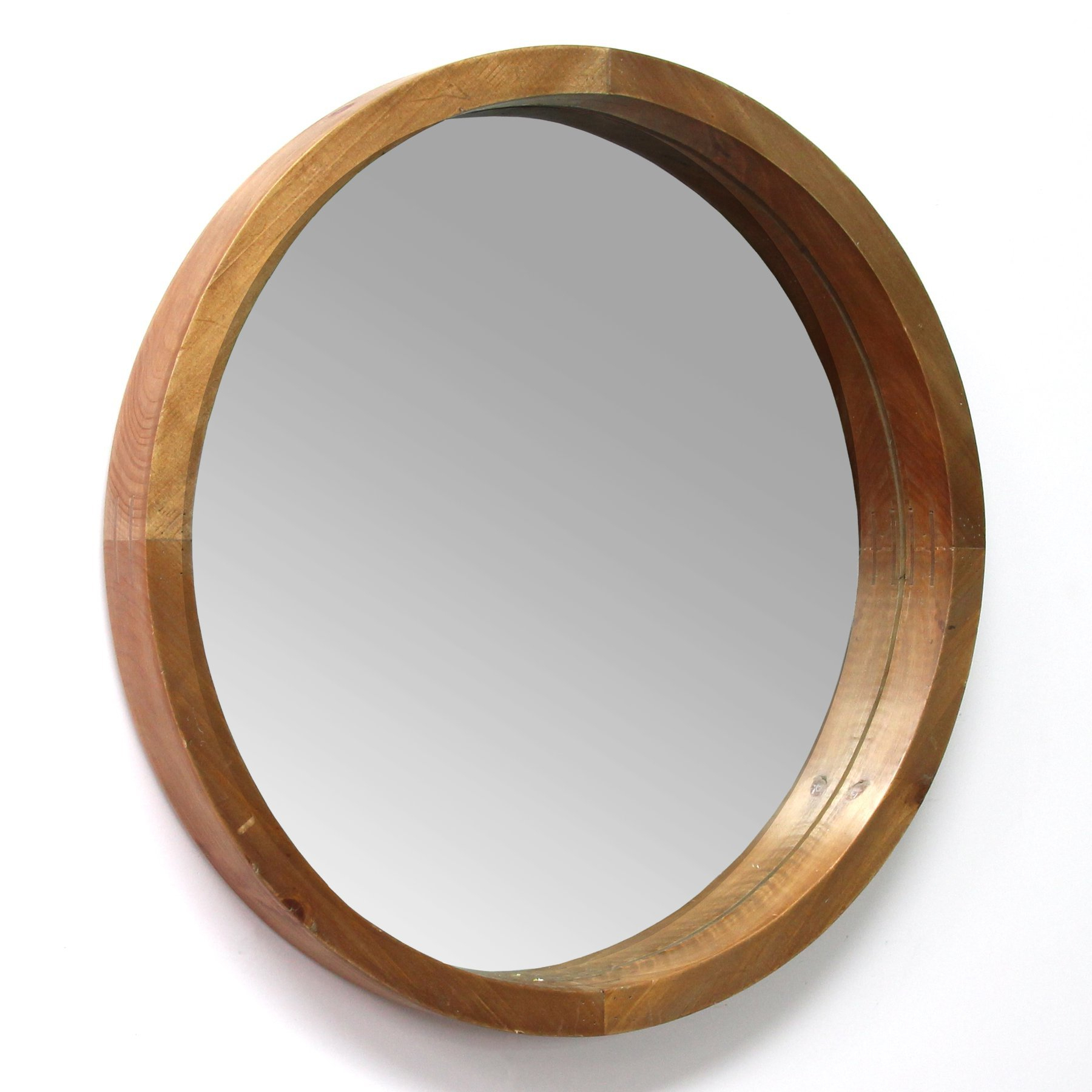 Coronado Wood Accent Mirror Throughout 2019 Wood Accent Mirrors (Gallery 12 of 20)