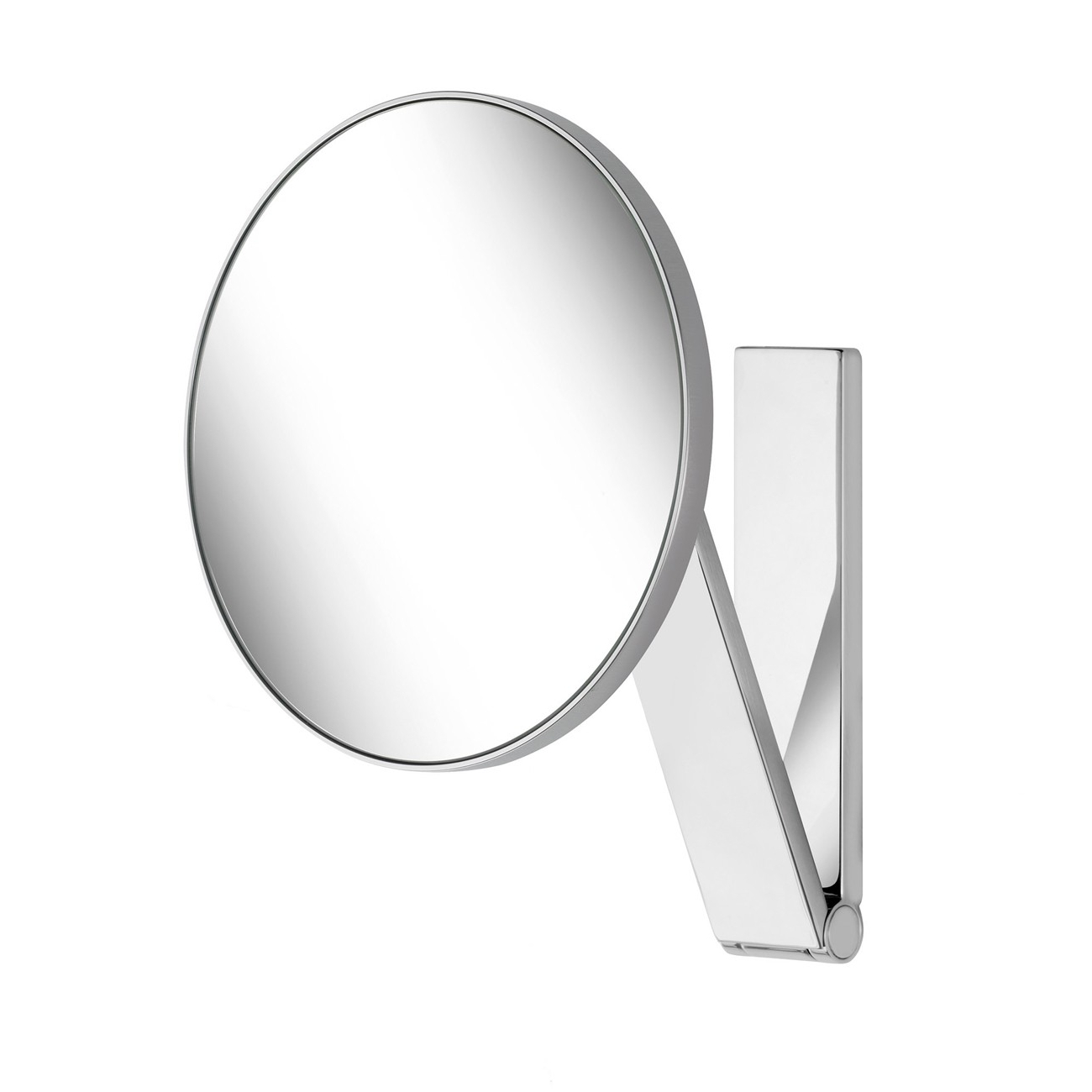 Cosmetic Wall Mirrors With Regard To Well Liked Keuco Ilook Move Round Cosmetic Mirror – Rogerseller (View 18 of 20)