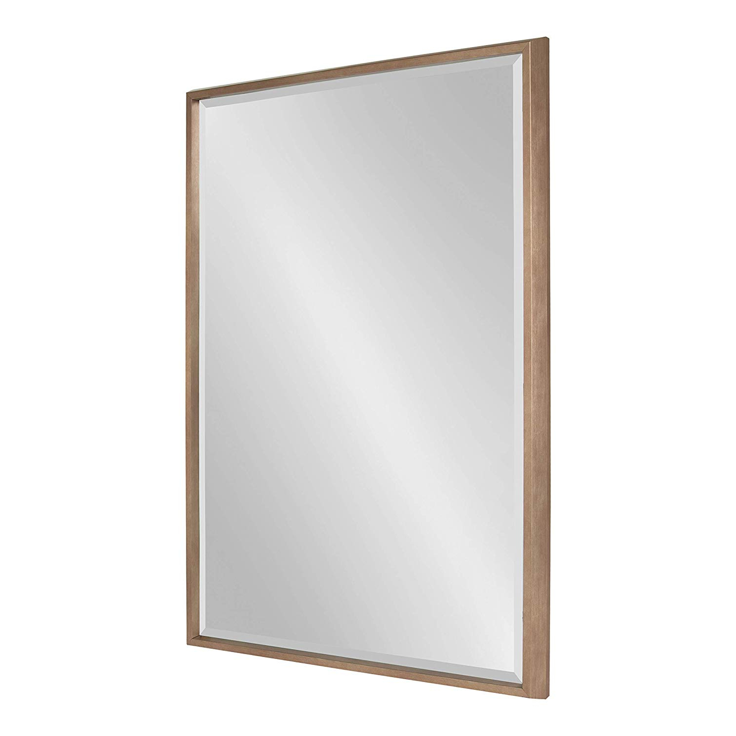 Current Amazon: Kate And Laurel Blake Modern Glam Framed Beveled Wall With Regard To Glam Beveled Accent Mirrors (View 8 of 20)