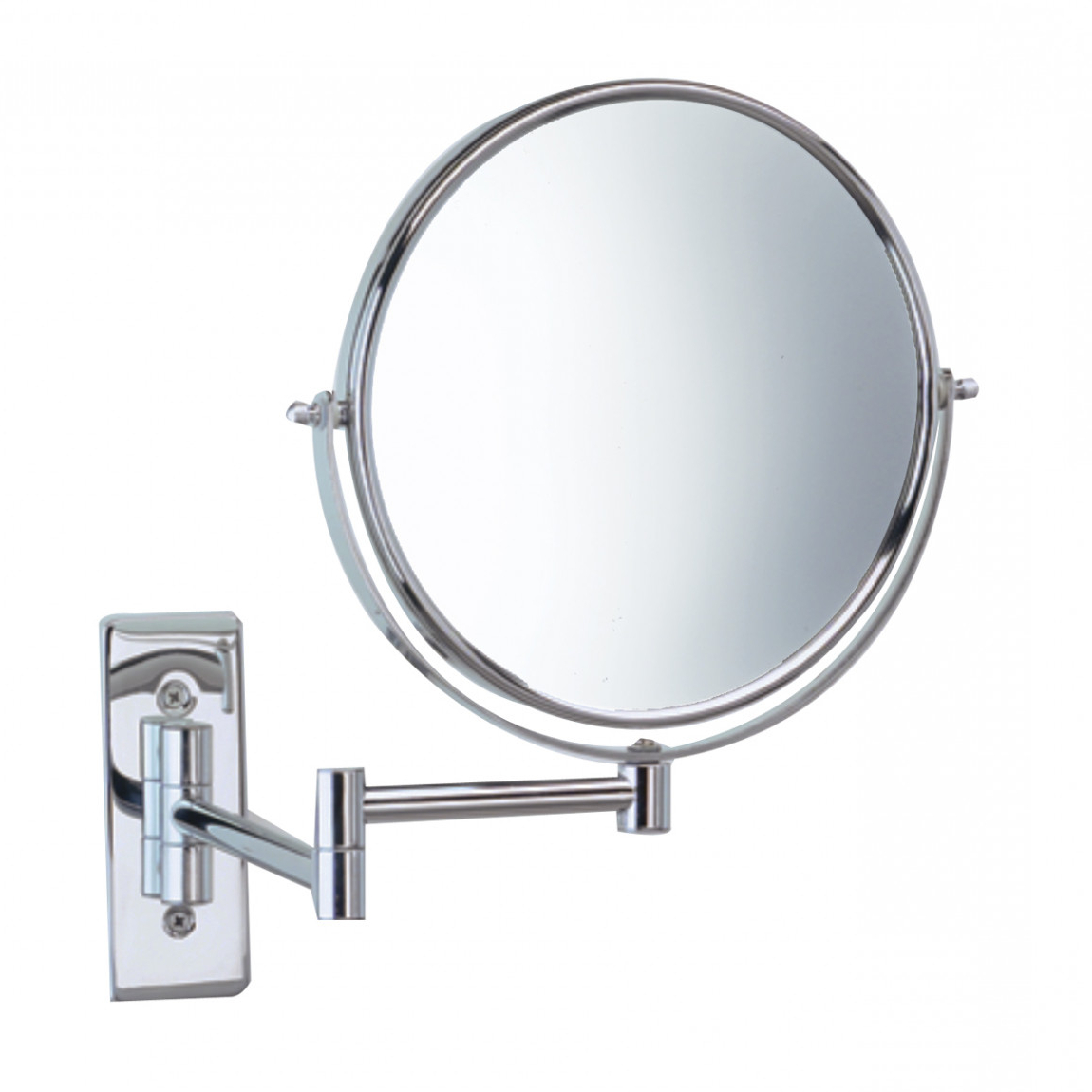 Current Extendable Wall Mirrors With Jerdon 8X, 8 In (View 6 of 20)