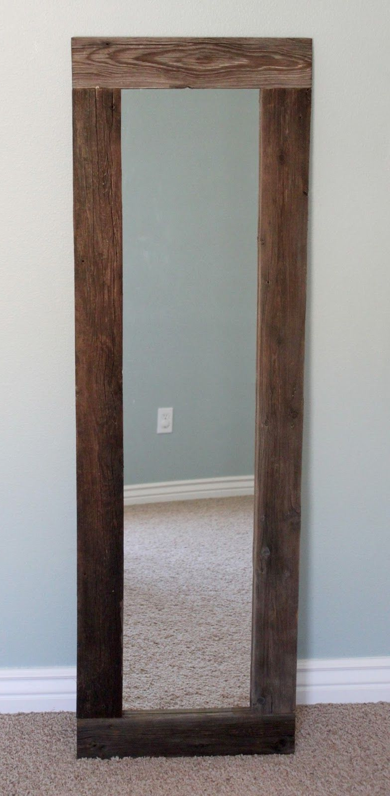 Current Long Thin Wall Mirror (View 9 of 20)