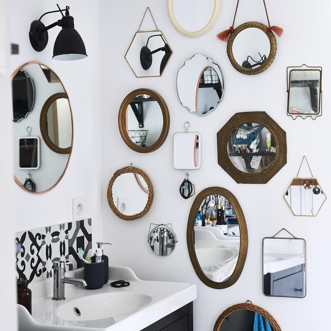 Current Marion Wall Mirrors With 3,008 Mentions J'aime, 18 Commentaires – Ikea Family Magazine (View 5 of 20)