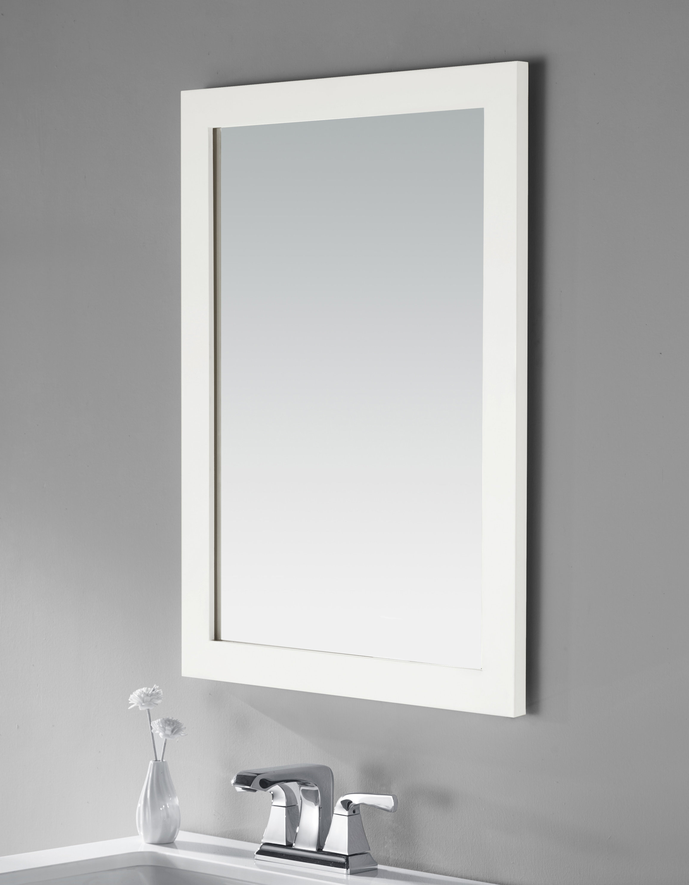 Current Mexborough Bathroom/vanity Mirrors Pertaining To Sandi Bathroom/vanity Mirror (View 4 of 20)