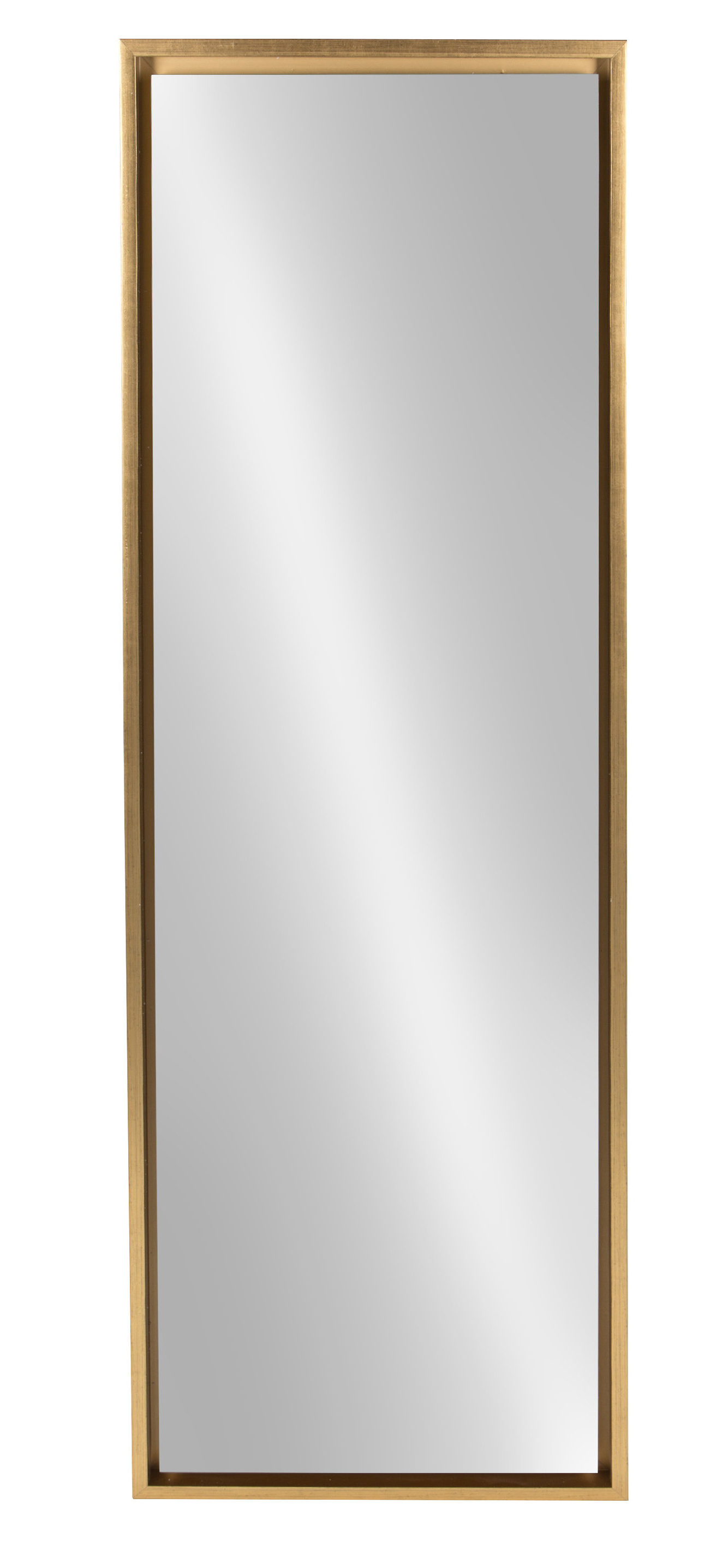Current Modern Gold Wall Mirrors (Gallery 17 of 20)