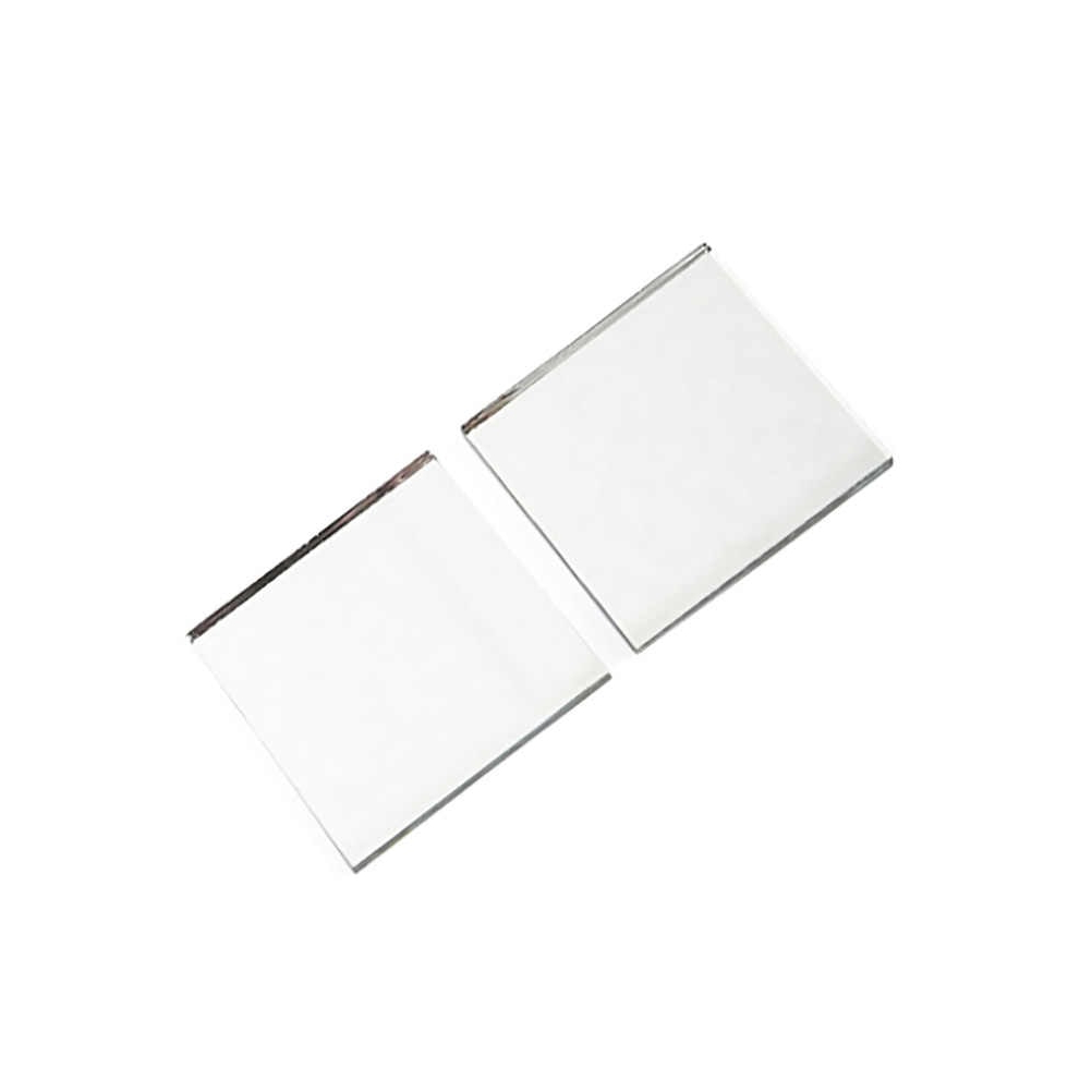 Current Plain Wall Mirrors For 200Pcs Plain Square Decorative Wall Mirrors Small Glass Crafts Smooth Edges Premium Mosaic Tiles Mirror Walls Ceiling Interior (View 14 of 20)
