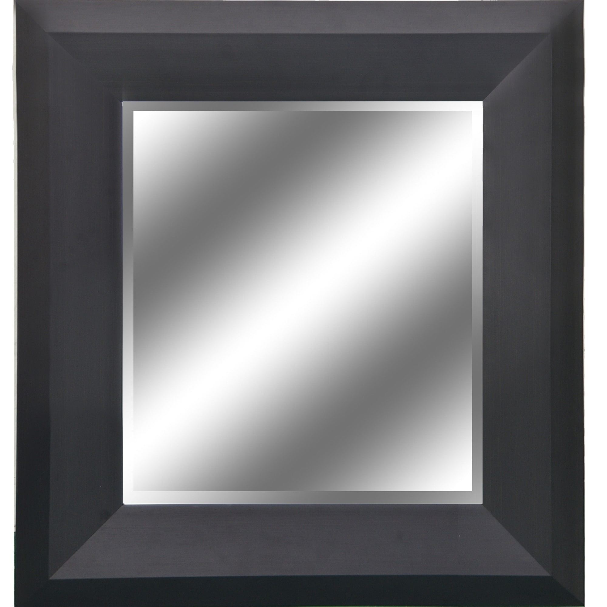 Current Reflection Wall Mirrors Intended For Y Decor Bronze Reflection Beveled Wall Mirror (View 2 of 20)