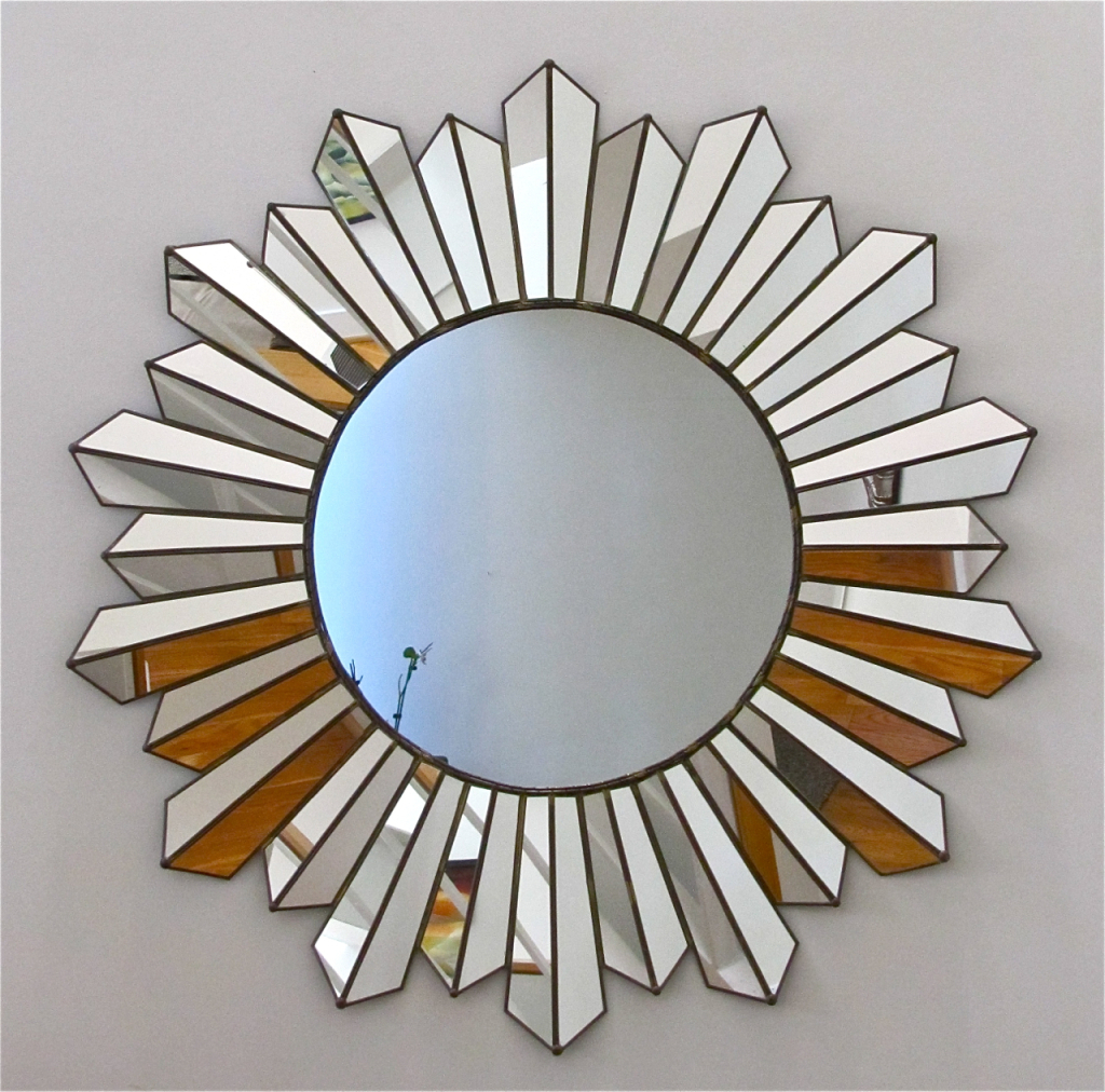 Current Sunburst Wall Mirrors Decorative Design Idea And Decorations Small Within Starburst Wall Mirrors (View 2 of 20)