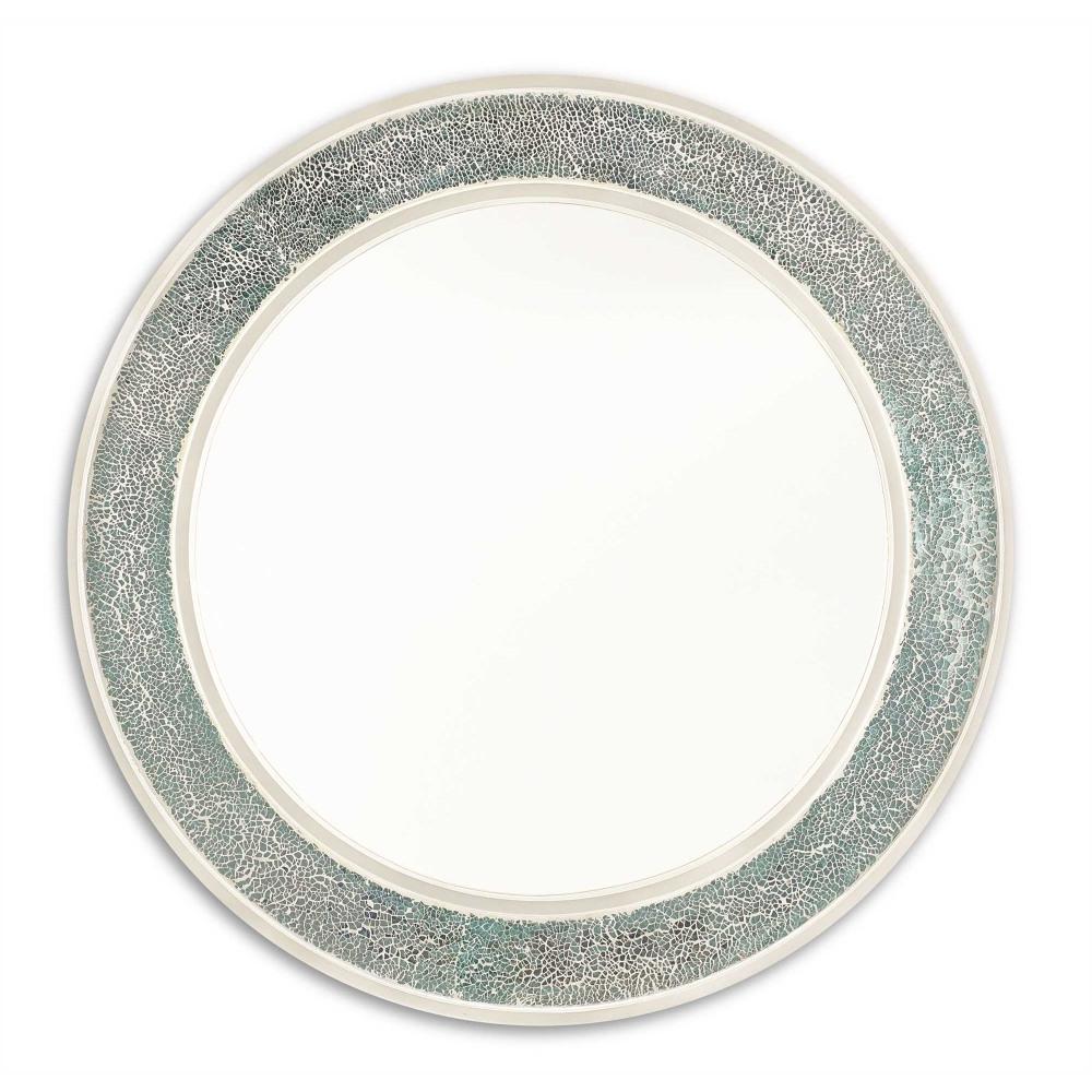 Currey & Company Wall Decor Mermaid Glass Mirror Regarding Latest Mermaid Wall Mirrors (View 10 of 20)